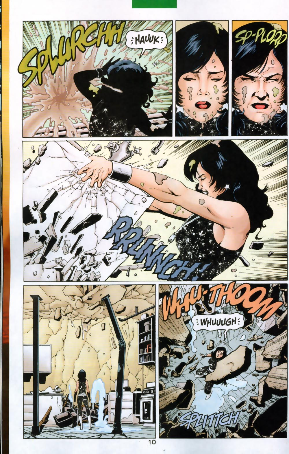 Read online The Titans (1999) comic -  Issue #47 - 11
