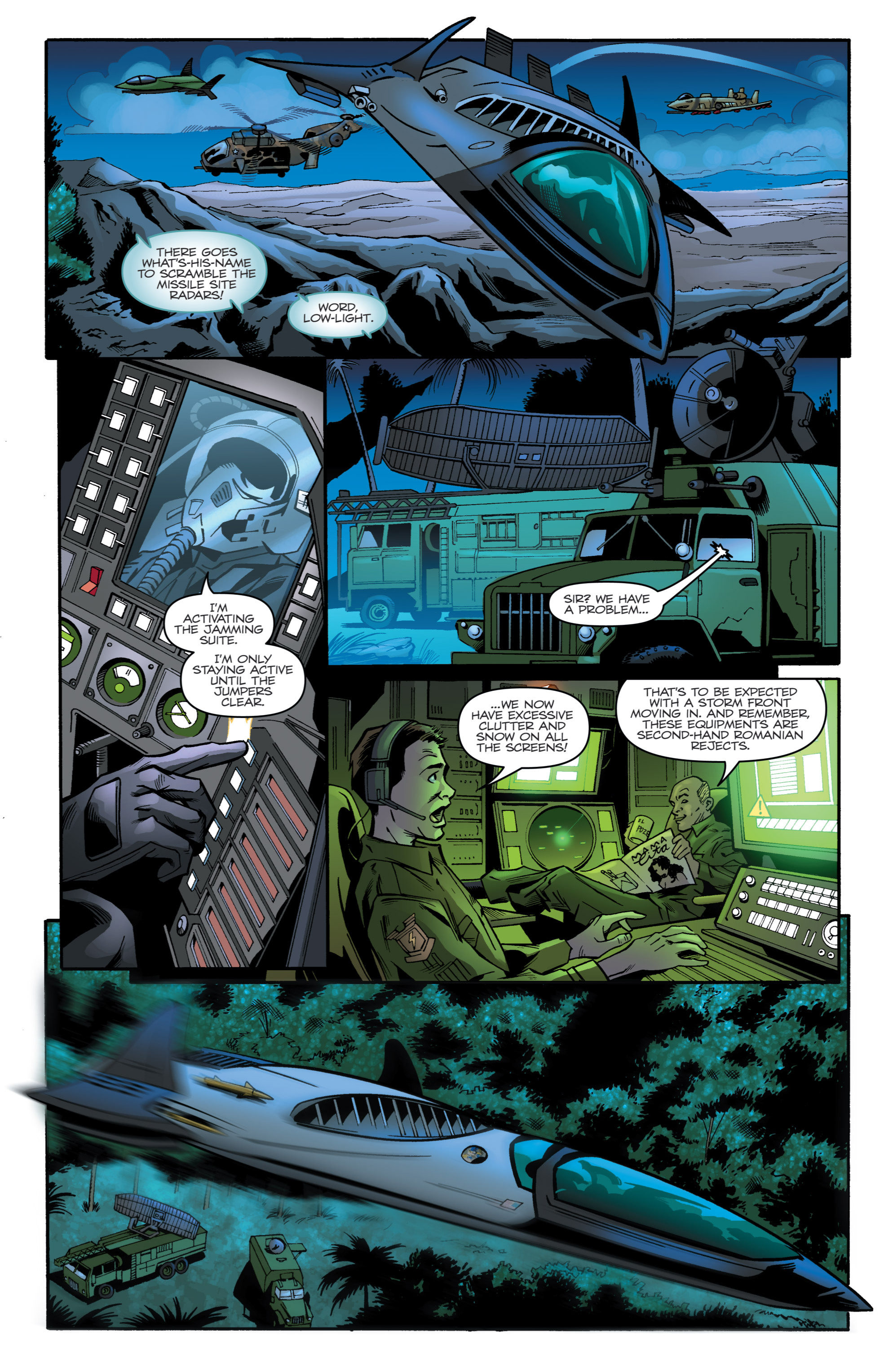 G.I. Joe: A Real American Hero 194 Page 19