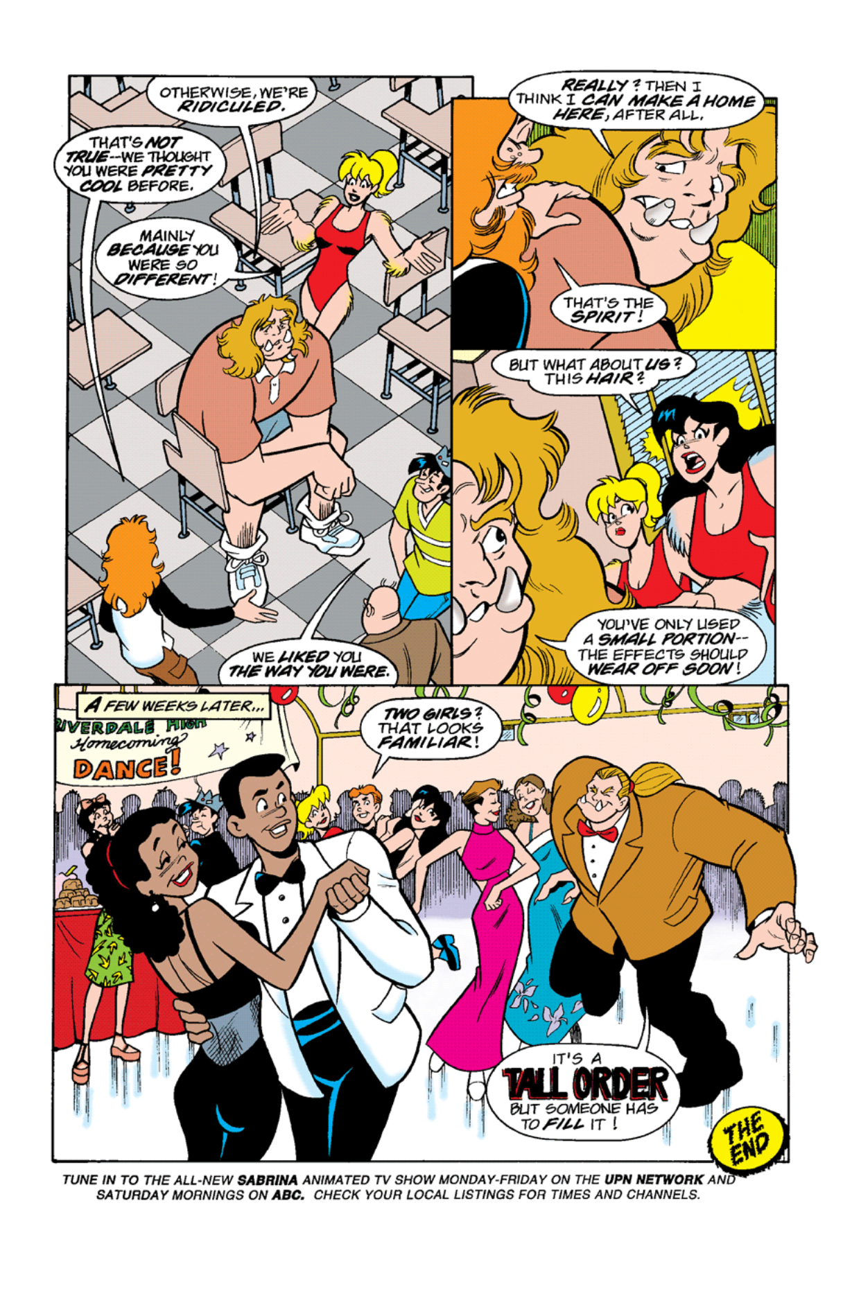 Read online Archie's Weird Mysteries comic -  Issue #10 - 18