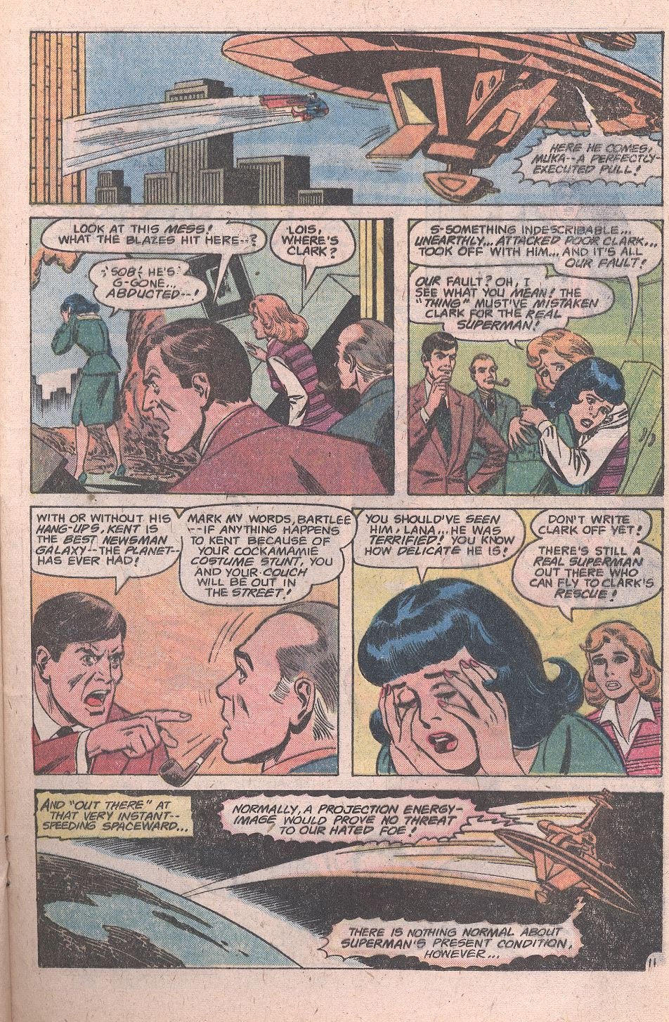 Read online Action Comics (1938) comic -  Issue #501 - 21