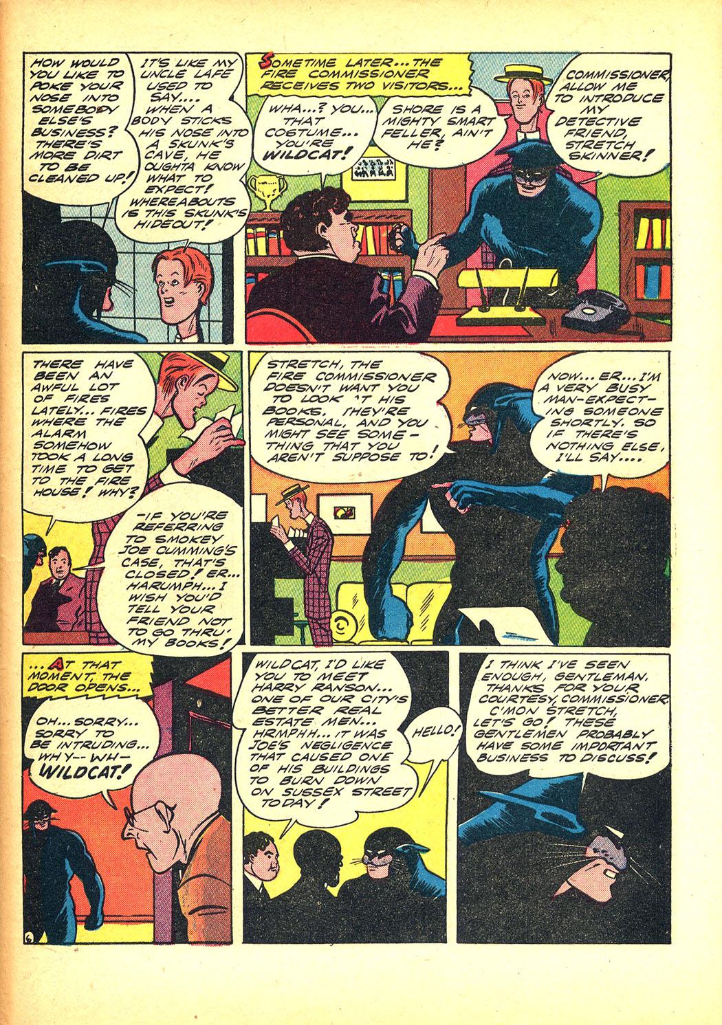 Read online Sensation (Mystery) Comics comic -  Issue #8 - 61