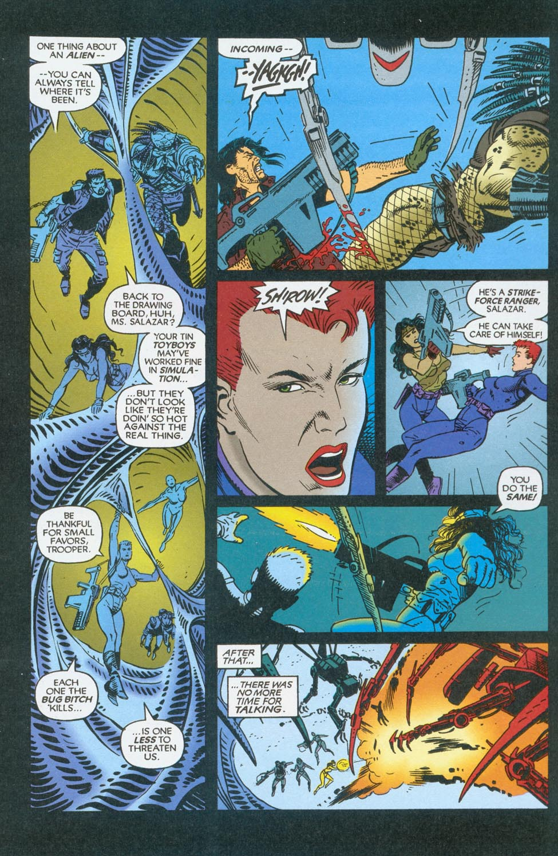Read online Aliens/Predator: The Deadliest of the Species comic -  Issue #9 - 15