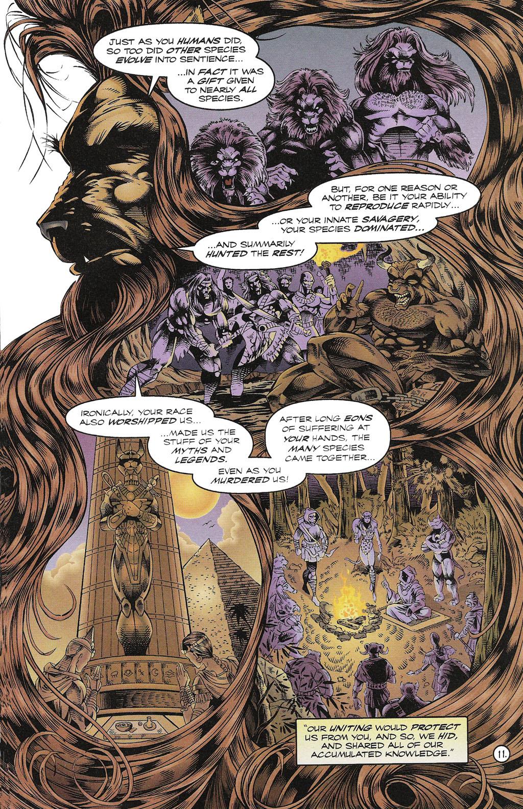 Read online ShadowHawk comic -  Issue #15 - 12
