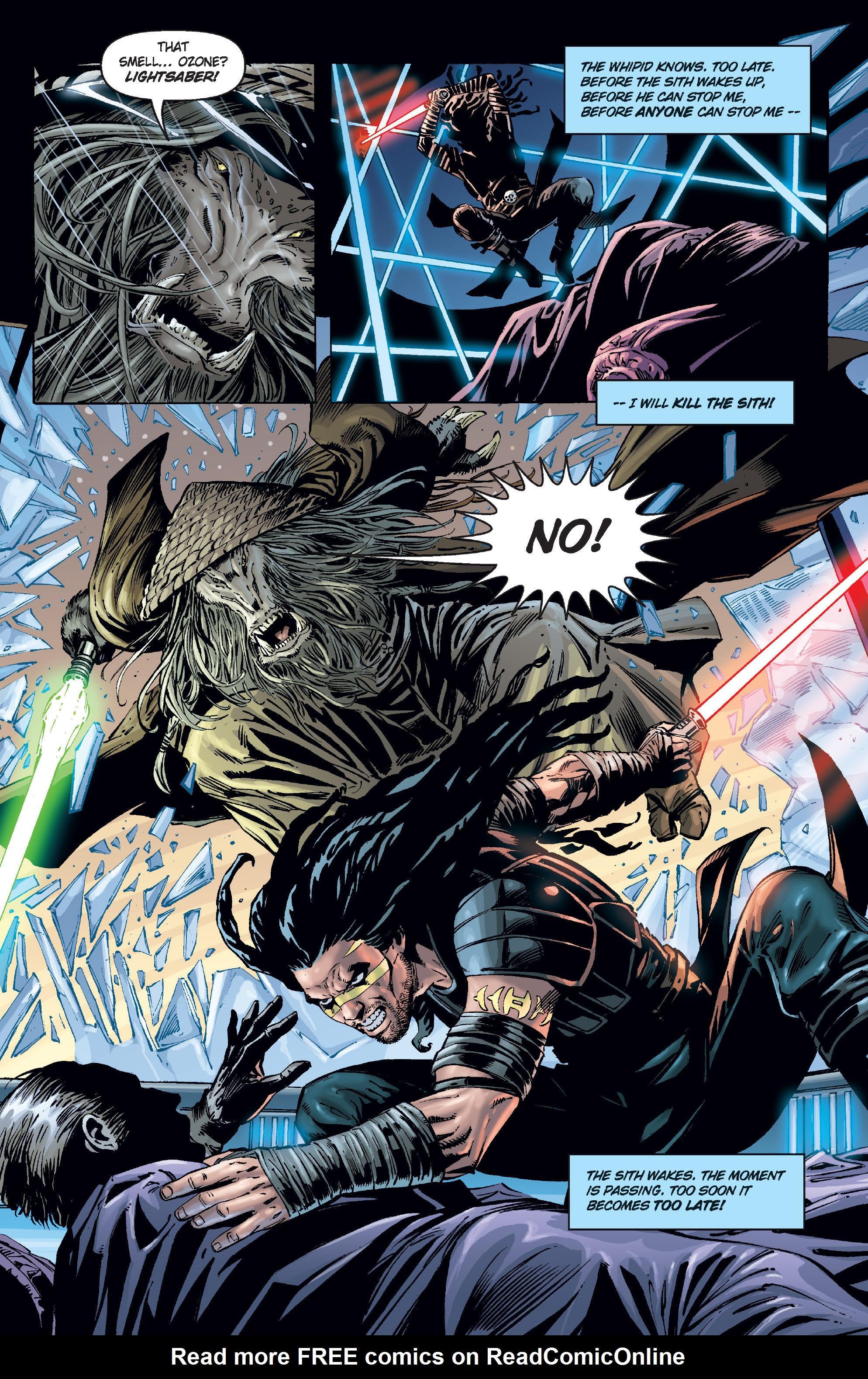 Read online Star Wars Omnibus comic -  Issue # Vol. 24 - 396