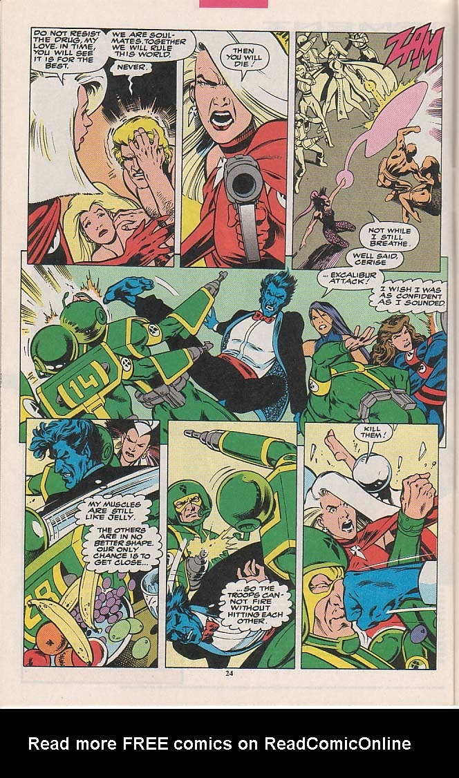 Excalibur (1988) issue 56 - Page 18