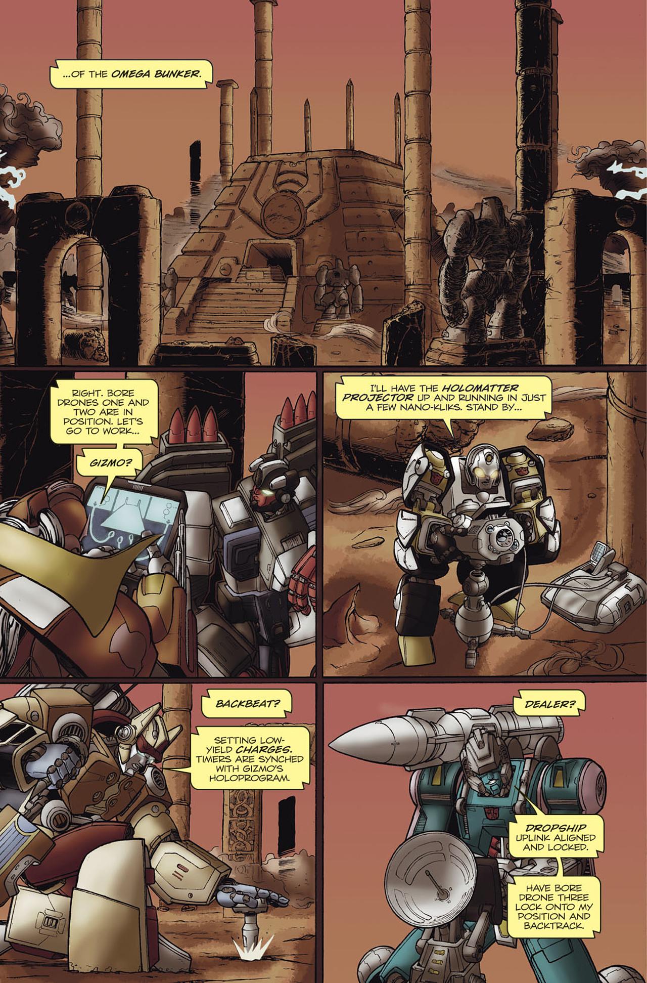 Read online Transformers Spotlight: Hot Rod comic -  Issue # Full - 7