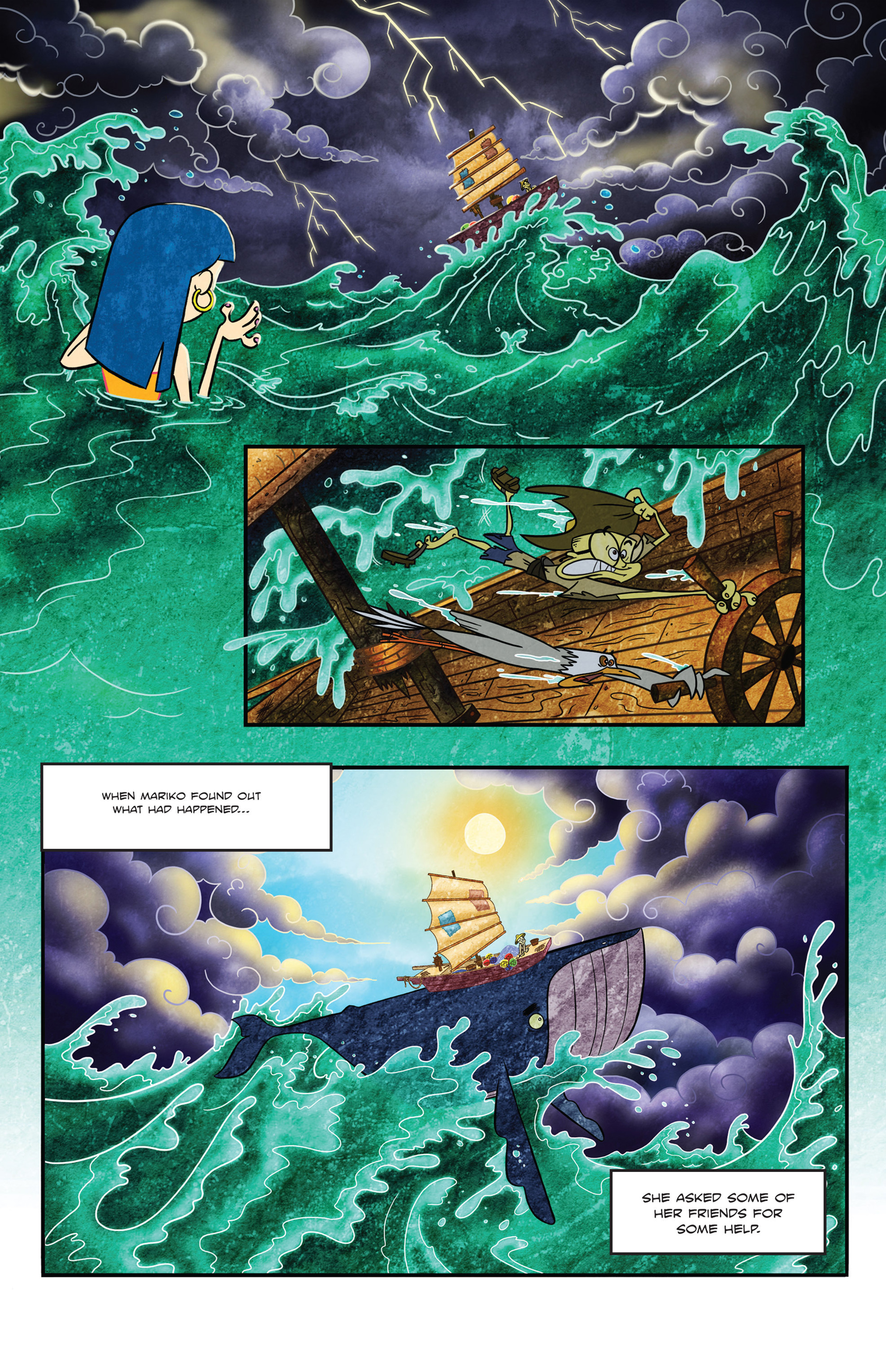Read online 1001 Nights comic -  Issue #1 - 16