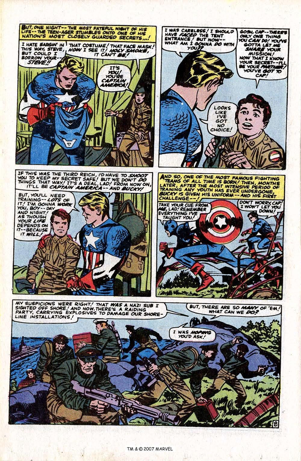 Captain America (1968) _Annual 1 #1 - English 10