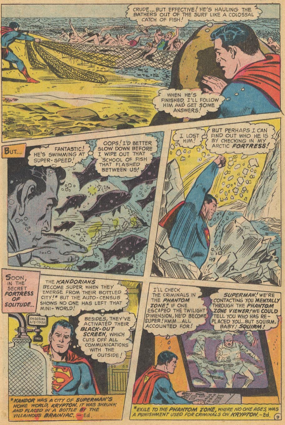 Read online Action Comics (1938) comic -  Issue #366 - 13