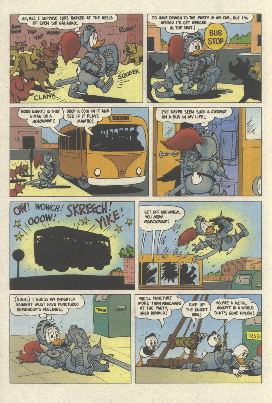 Walt Disney's Donald Duck (1986) issue 298 - Page 6