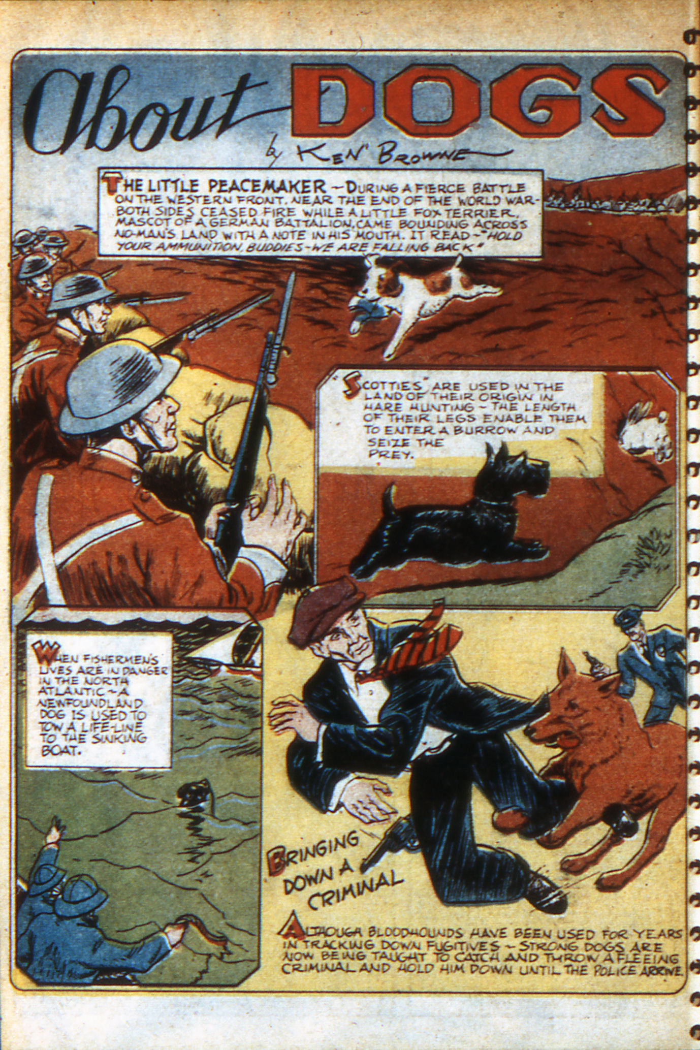 Read online Adventure Comics (1938) comic -  Issue #47 - 15
