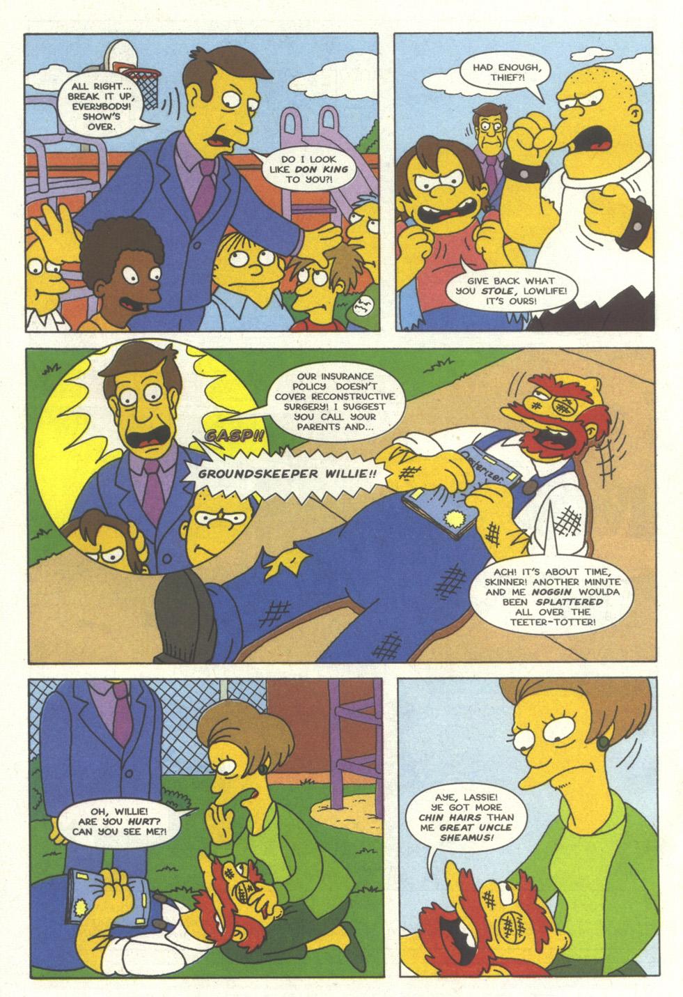 Read online Simpsons Comics comic -  Issue #13 - 3