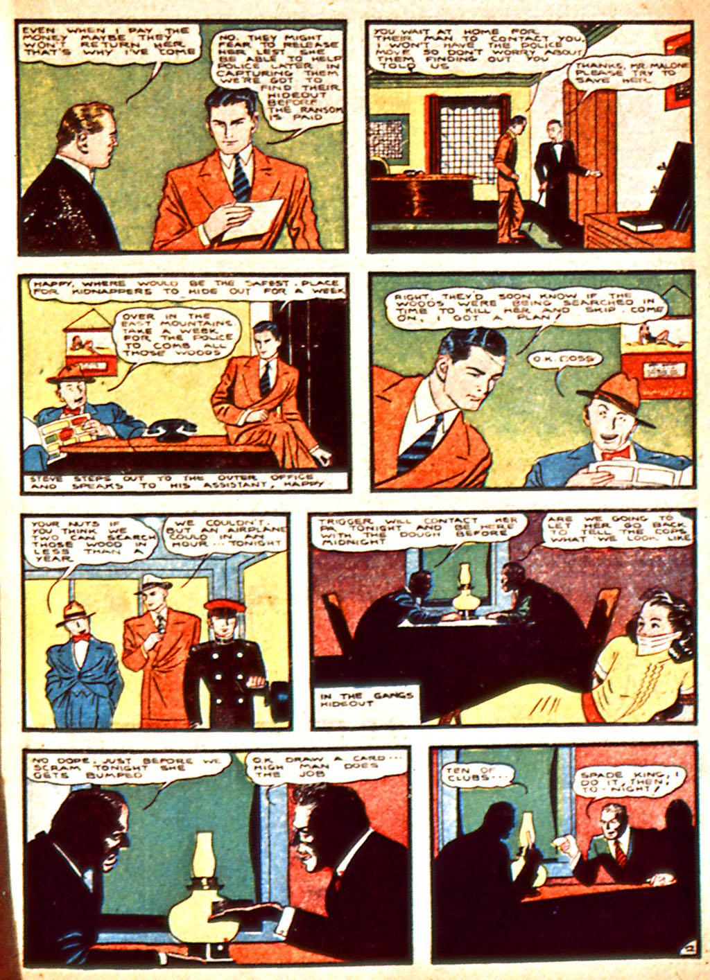 Read online Detective Comics (1937) comic -  Issue #37 - 44