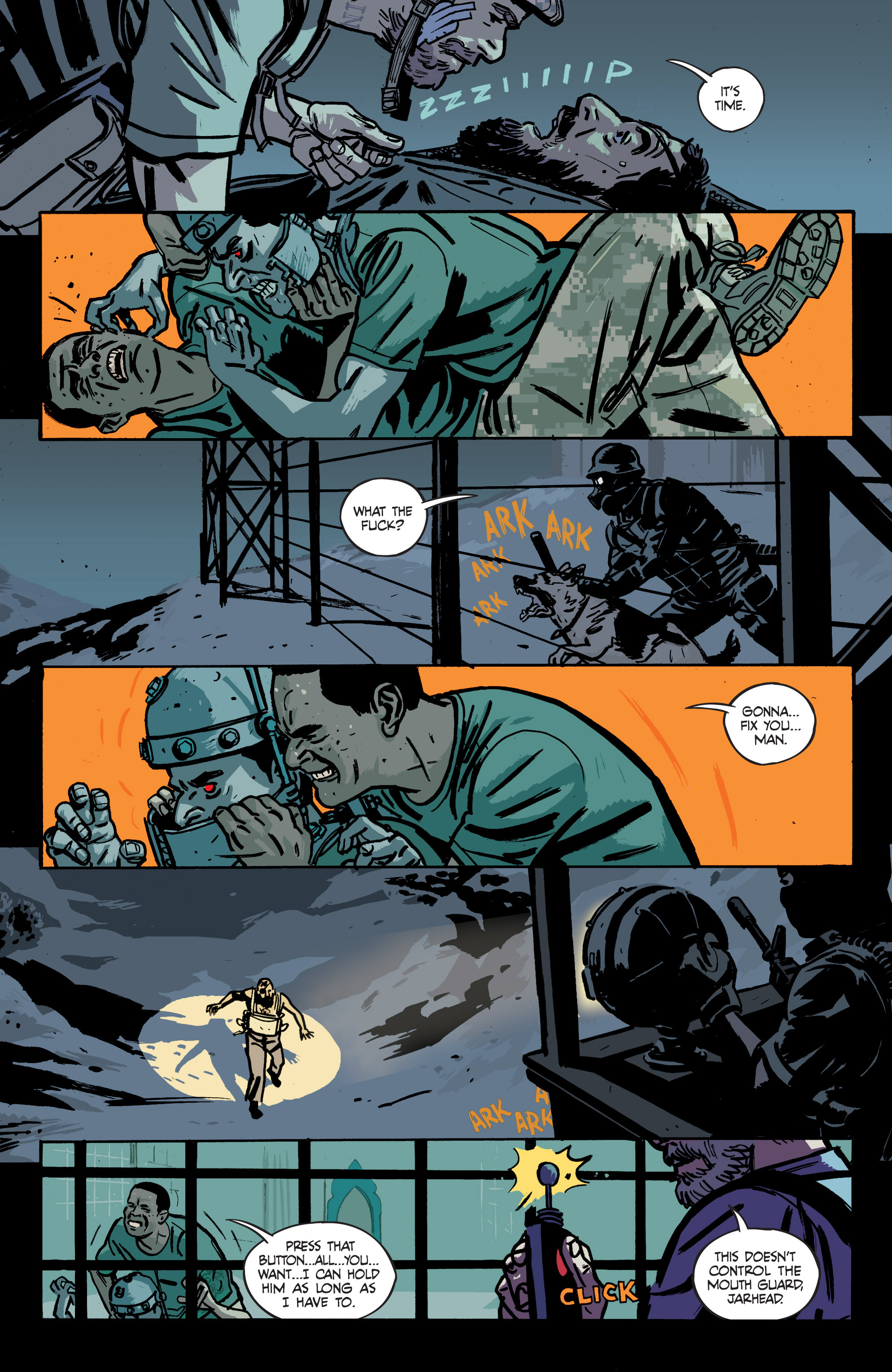 Read online Graveyard of Empires comic -  Issue # TPB - 110