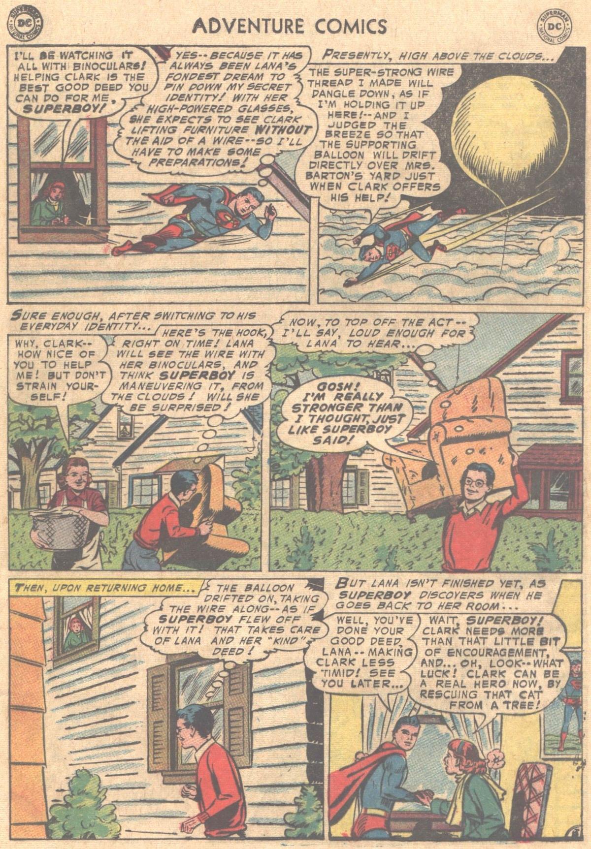 Read online Adventure Comics (1938) comic -  Issue #331 - 23