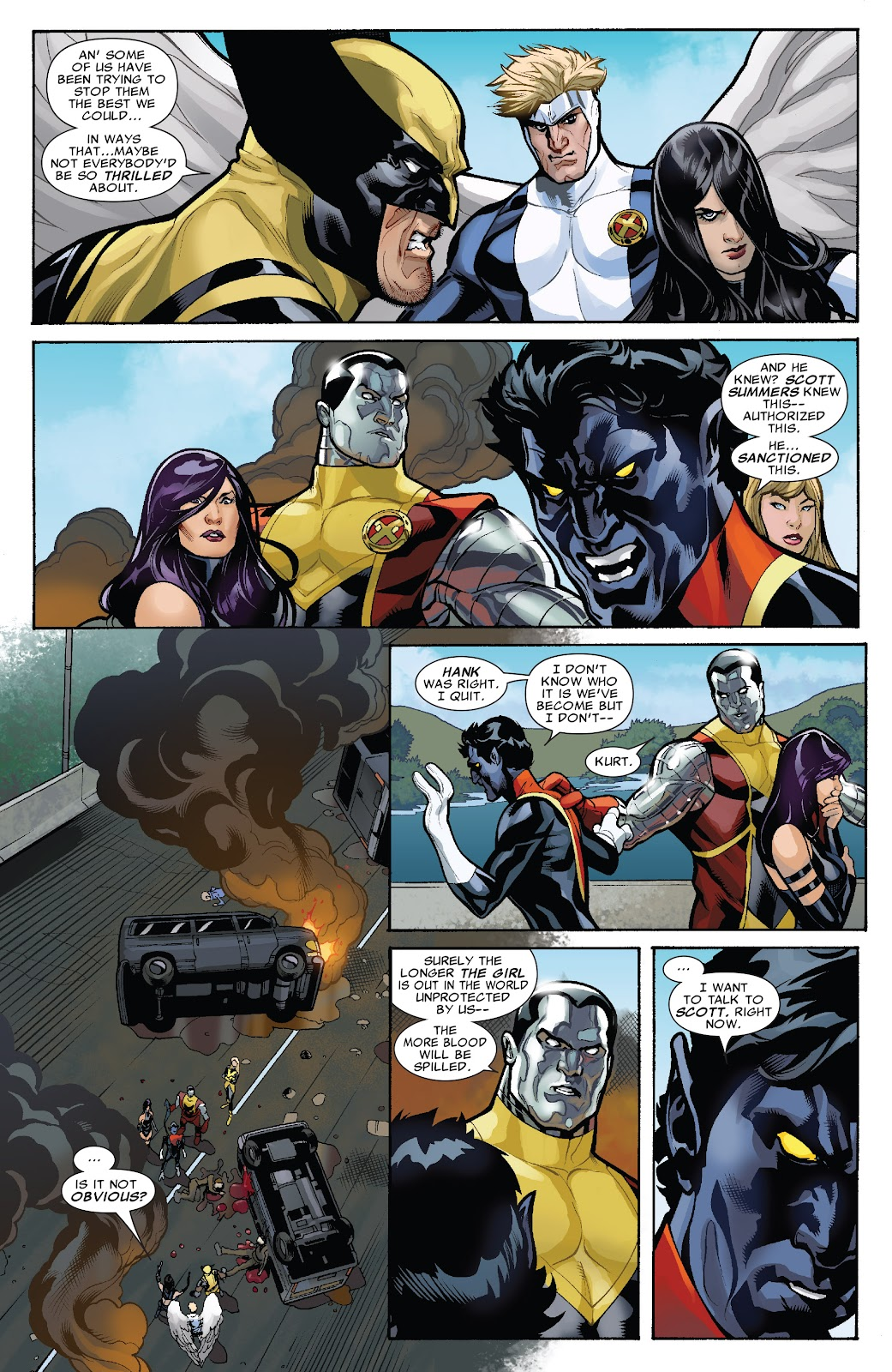 Read online X-Men: Second Coming comic -  Issue # _TPB (Part 1) - 48