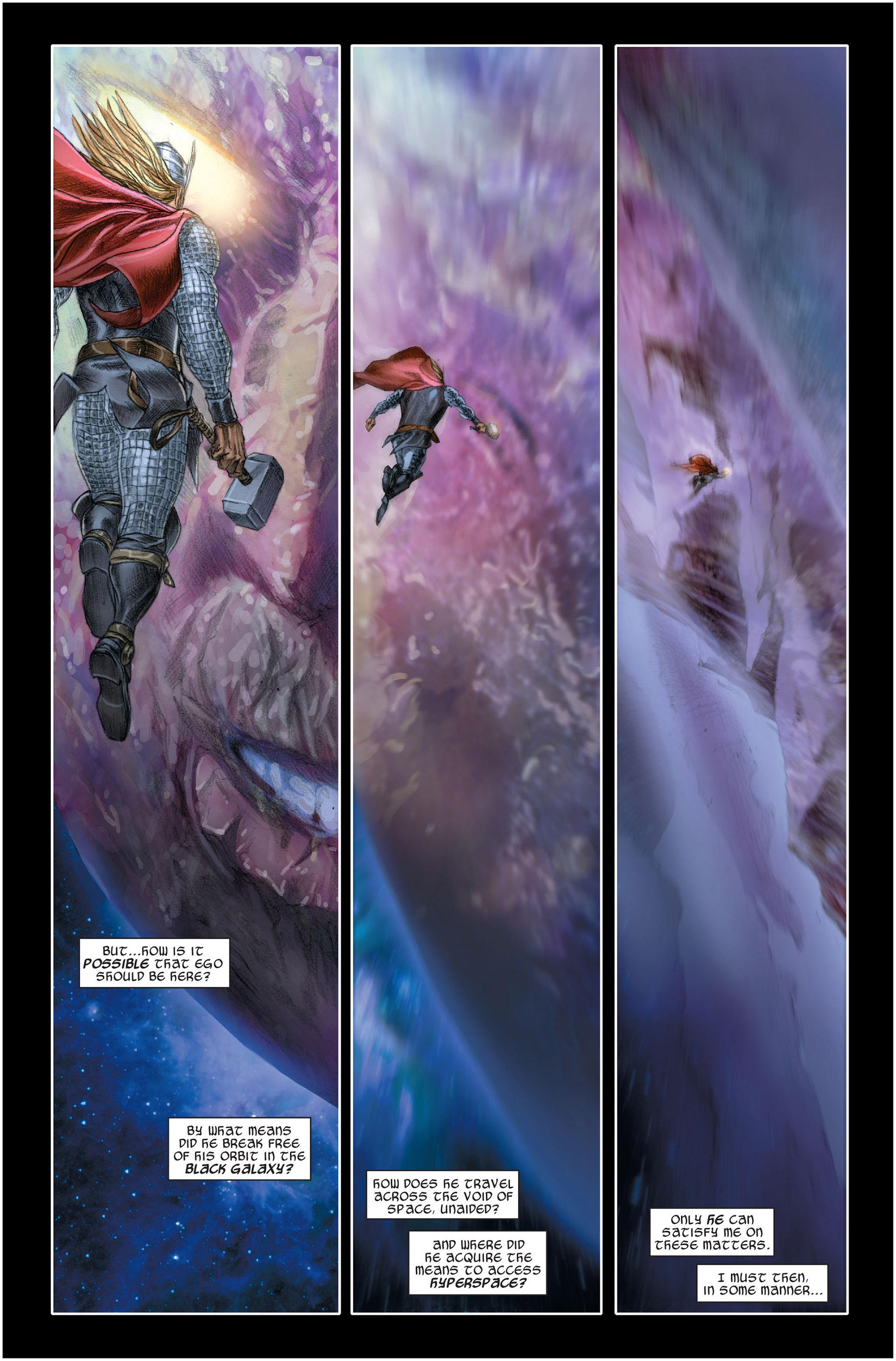 Read online Astonishing Thor comic -  Issue #1 - 16