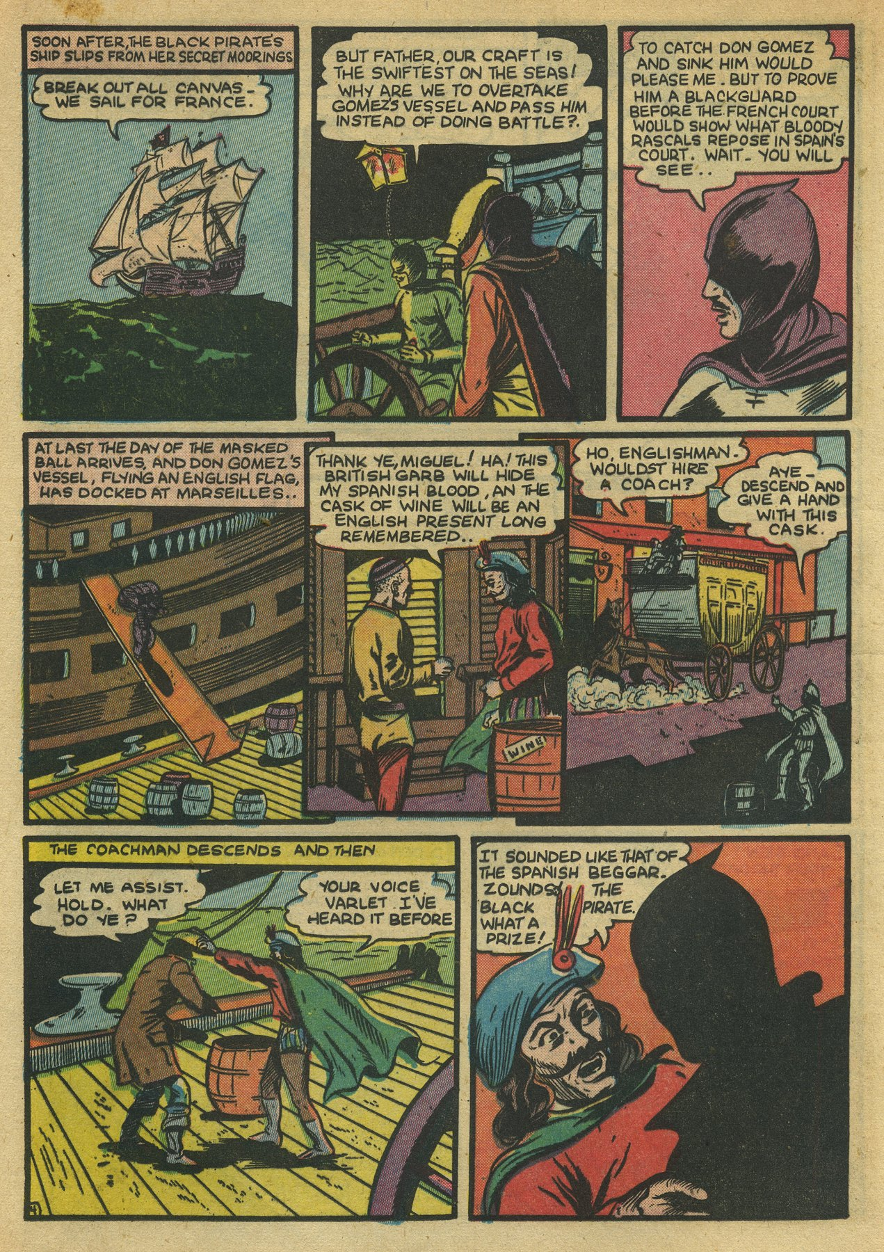 Read online Sensation (Mystery) Comics comic -  Issue #10 - 20