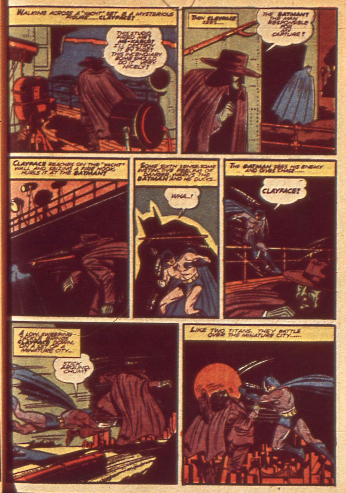 Read online Detective Comics (1937) comic -  Issue #49 - 7