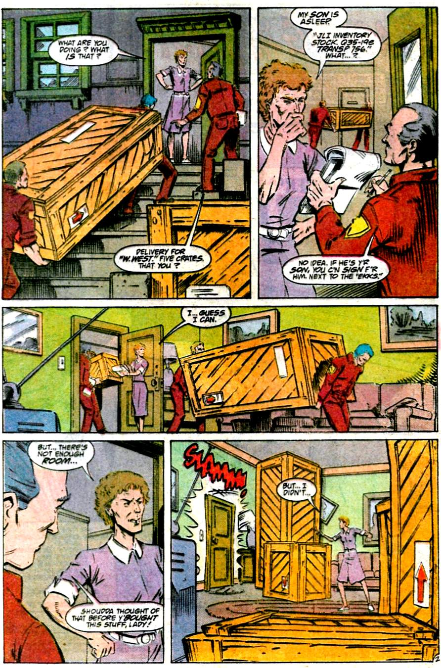 Read online The Flash (1987) comic -  Issue # _Annual 3 - 3