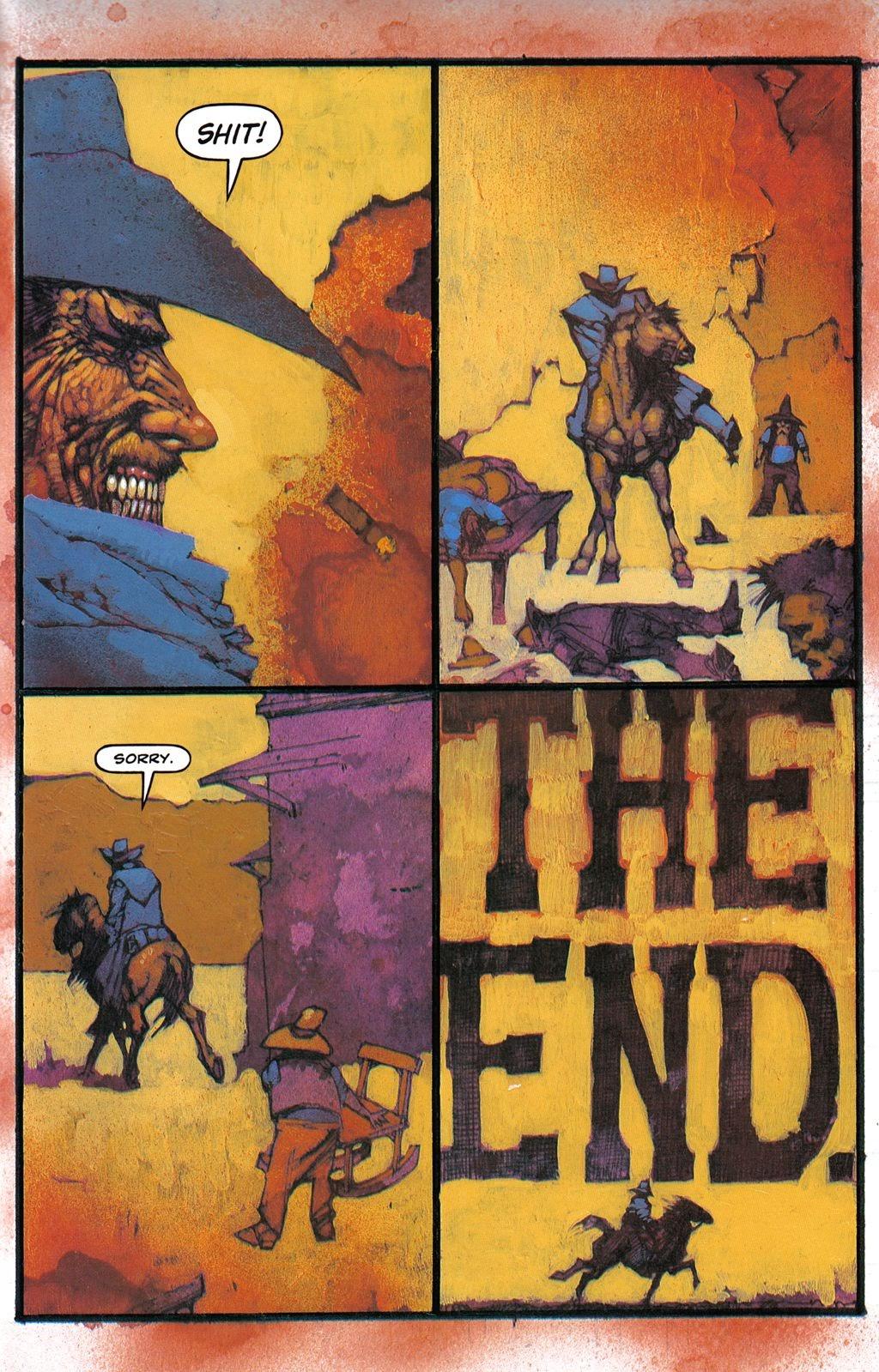 Read online Bisley's Scrapbook comic -  Issue # Full - 33