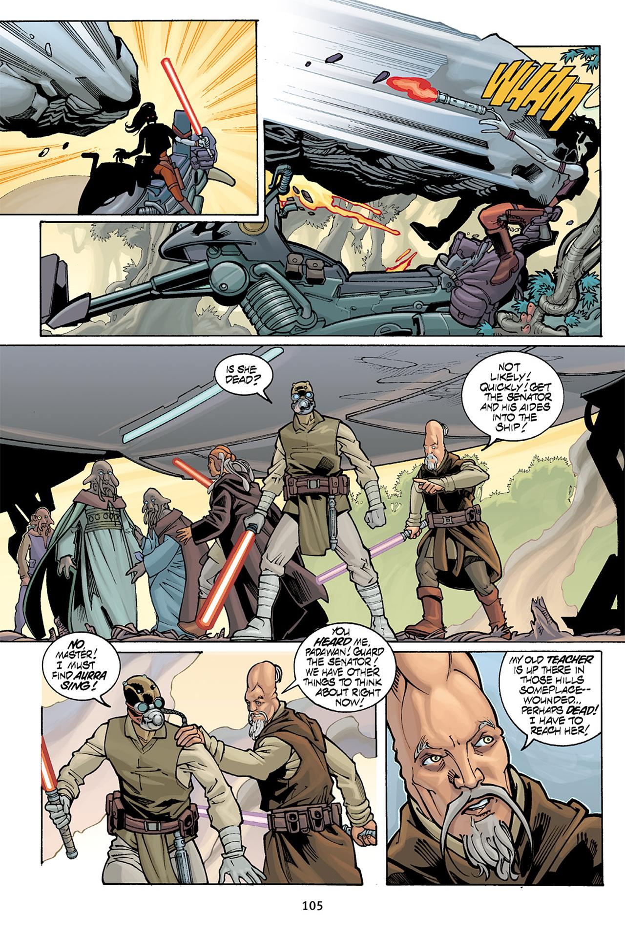 Read online Star Wars Omnibus comic -  Issue # Vol. 10 - 104