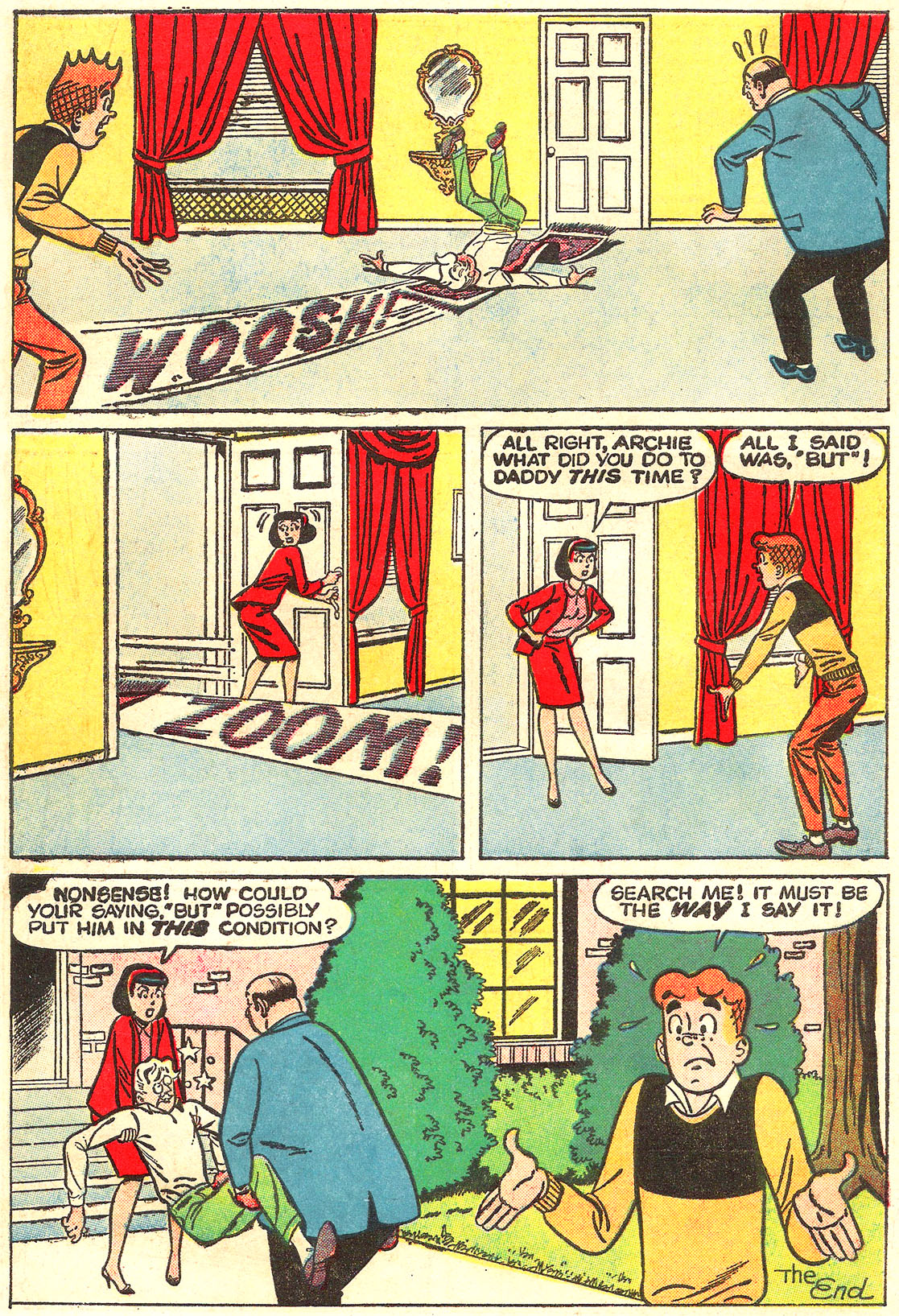 Read online Archie (1960) comic -  Issue #157 - 18