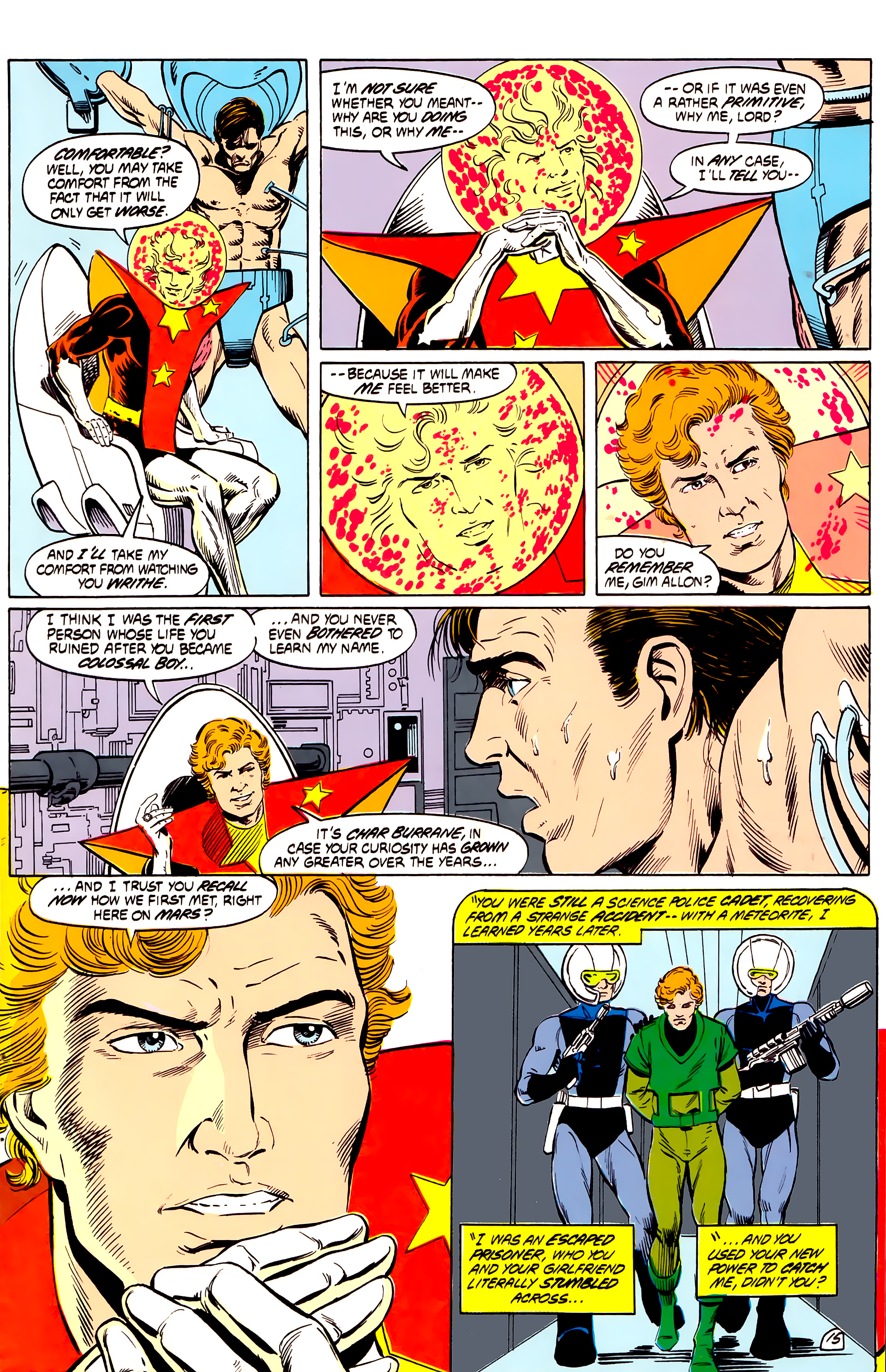 Legion of Super-Heroes (1984) _Annual_4 Page 15