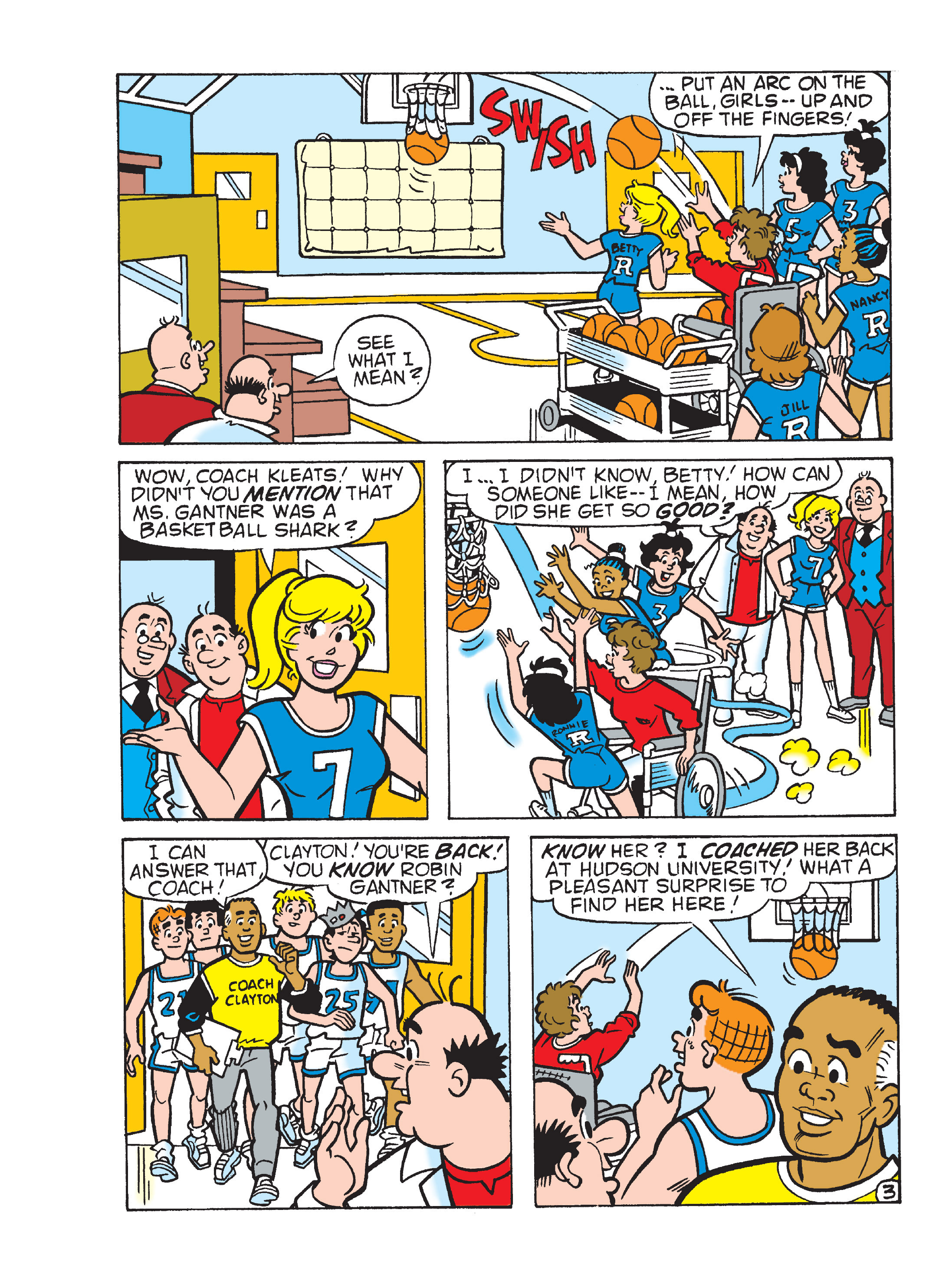 Read online World of Archie Double Digest comic -  Issue #55 - 160