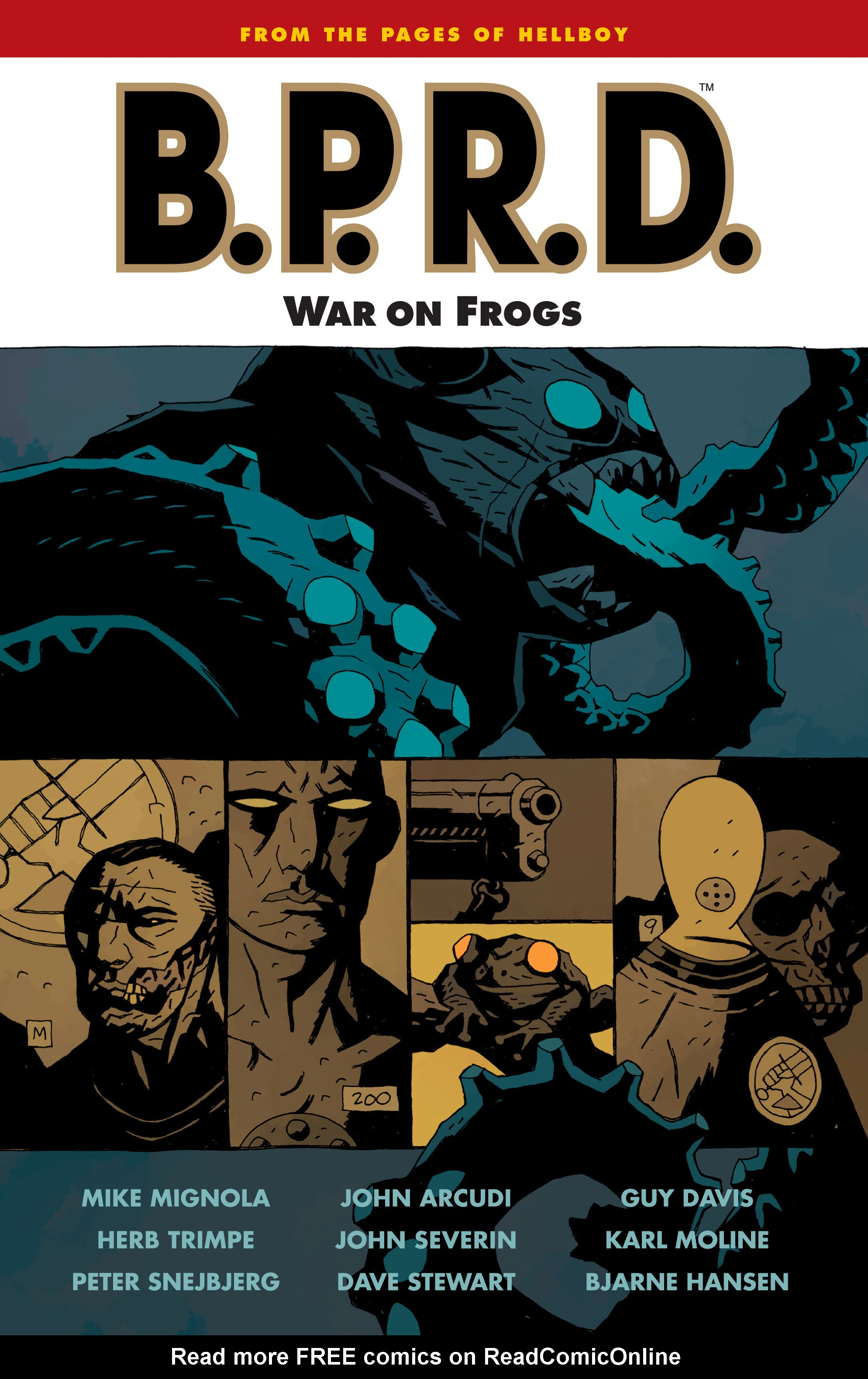 B.P.R.D.: Hollow Earth and Other Stories TPB_12 Page 1