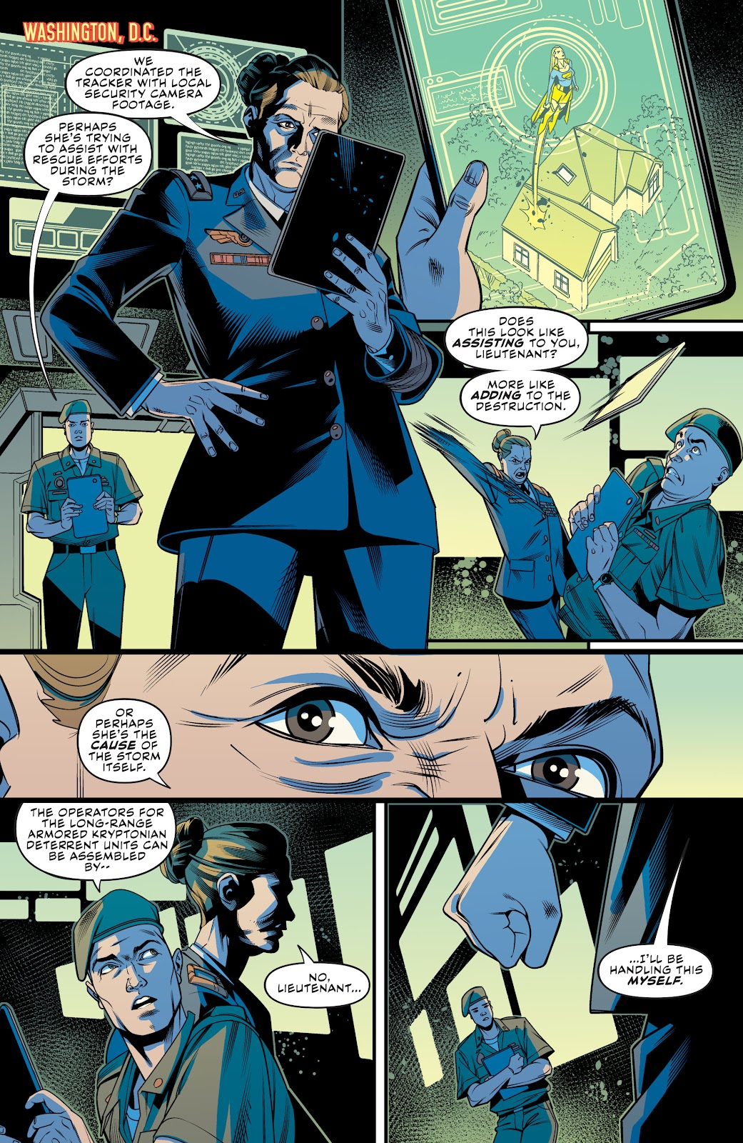 Read online Supergirl (2016) comic -  Issue #41 - 13