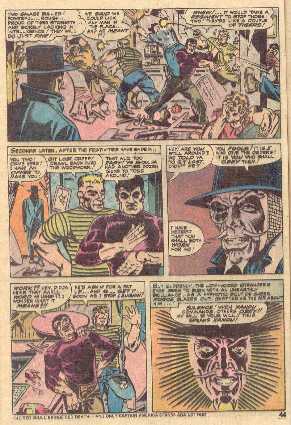 Giant-Size Spider-Man (1974) issue 4 - Page 35