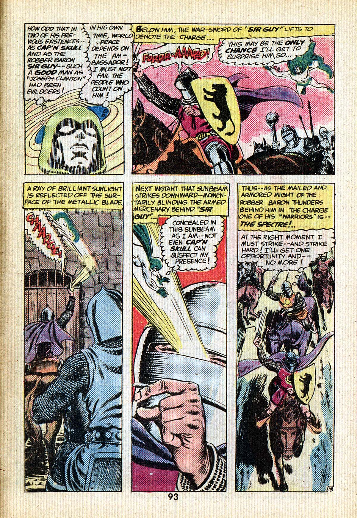 Read online Adventure Comics (1938) comic -  Issue #494 - 93