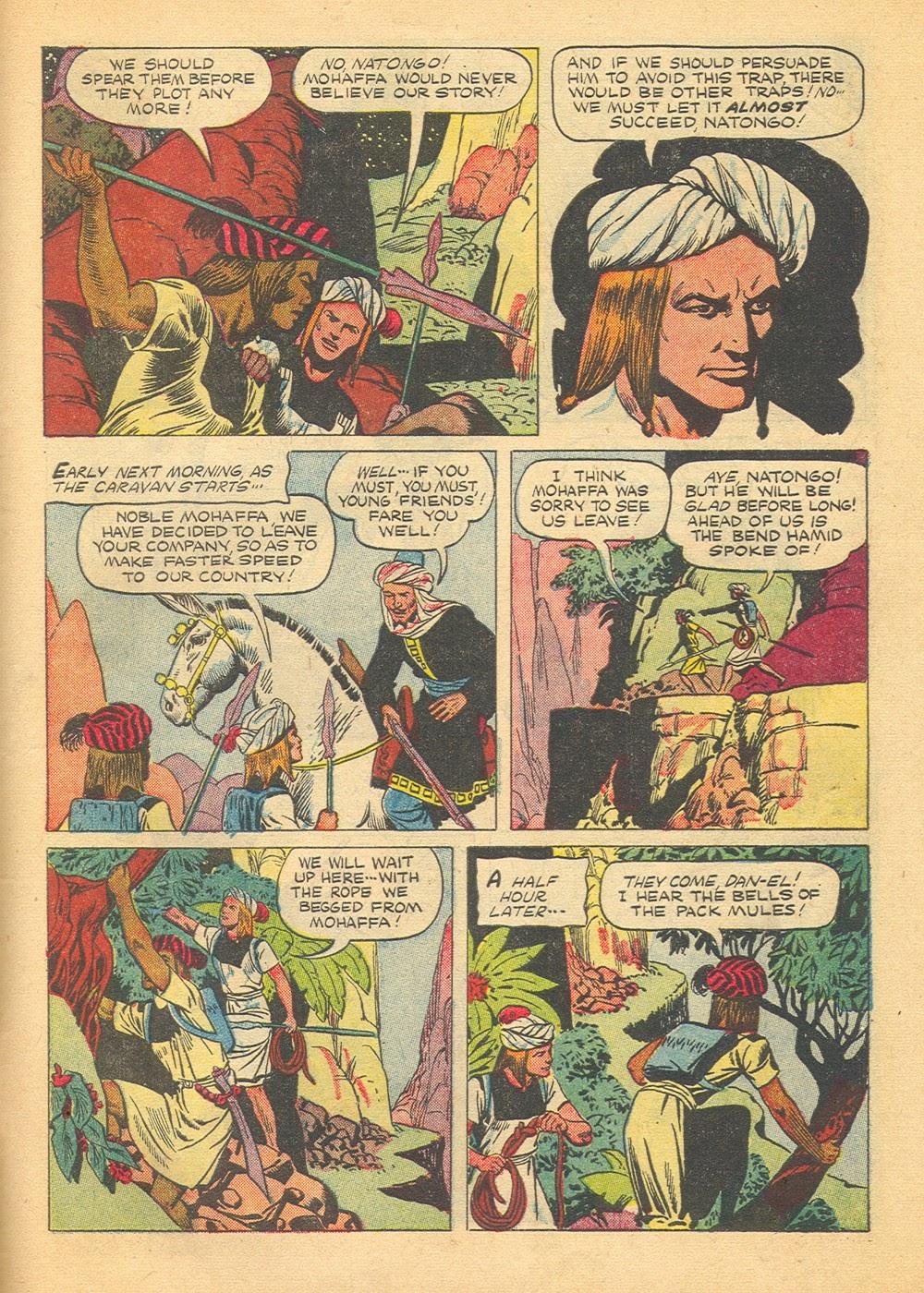 Tarzan (1948) issue 60 - Page 31