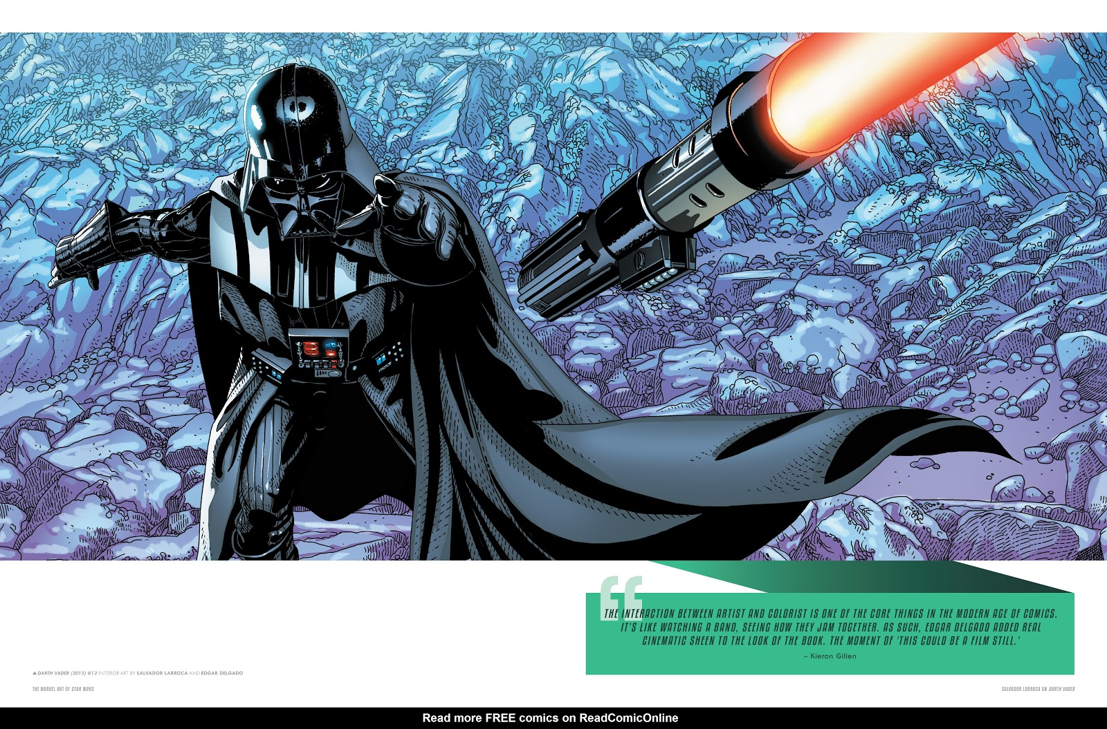 Read online The Marvel Art of Star Wars comic -  Issue # TPB (Part 1) - 75
