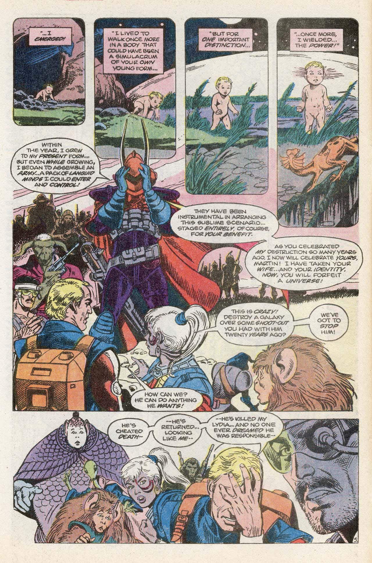 Read online Atari Force (1984) comic -  Issue #13 - 8