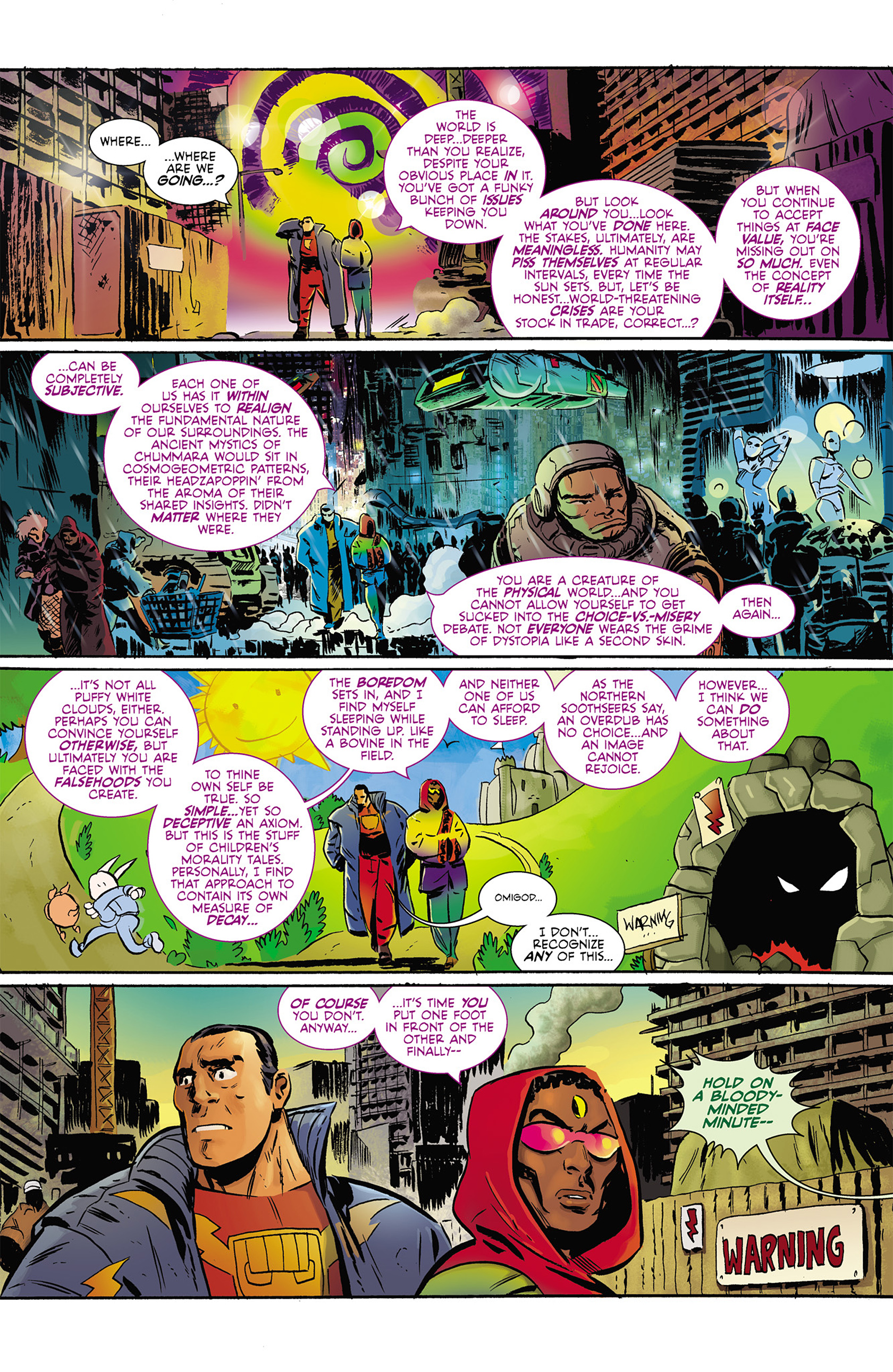 Read online Catalyst Comix comic -  Issue #2 - 12