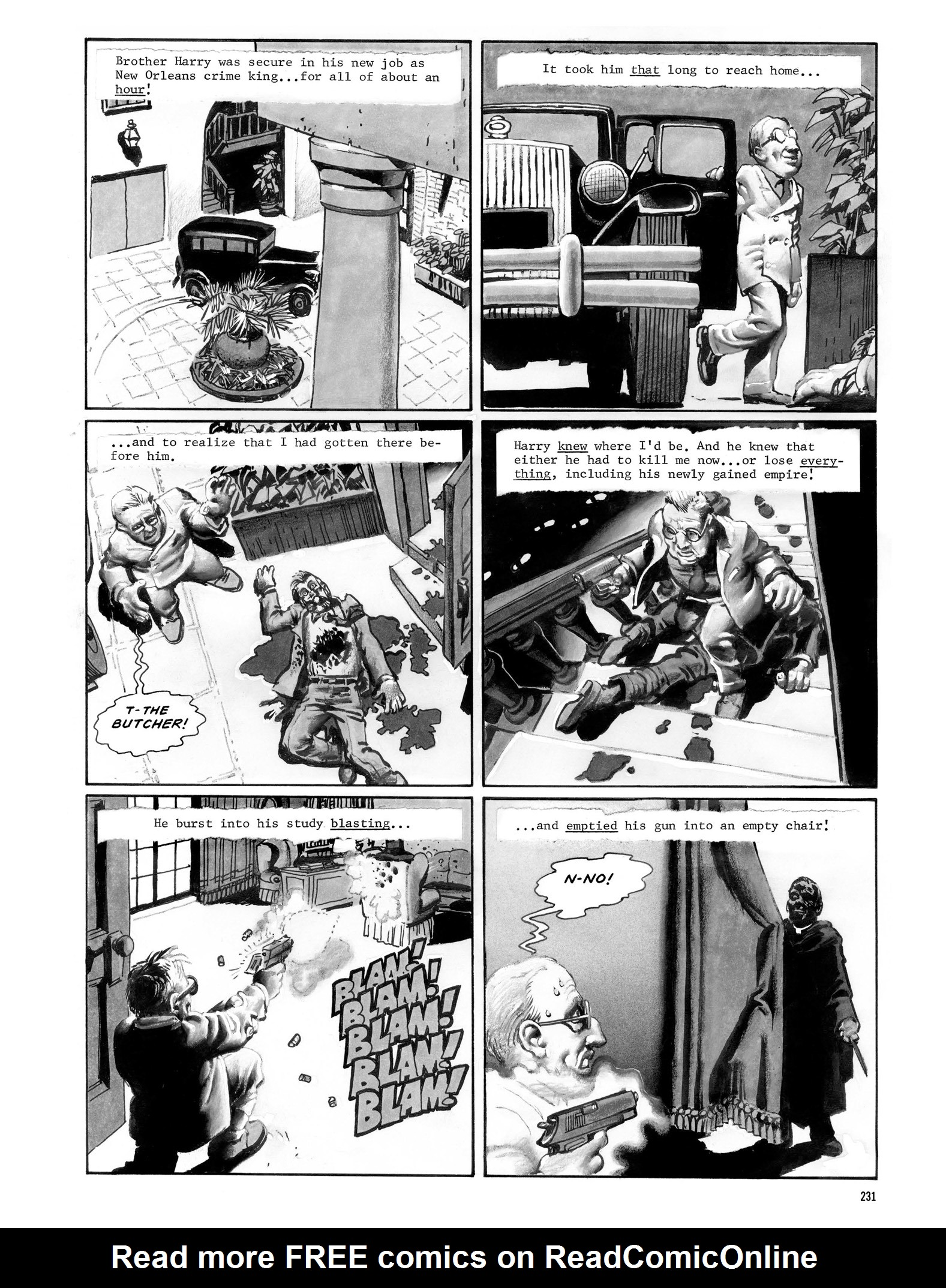 Read online Eerie Archives comic -  Issue # TPB 13 - 232