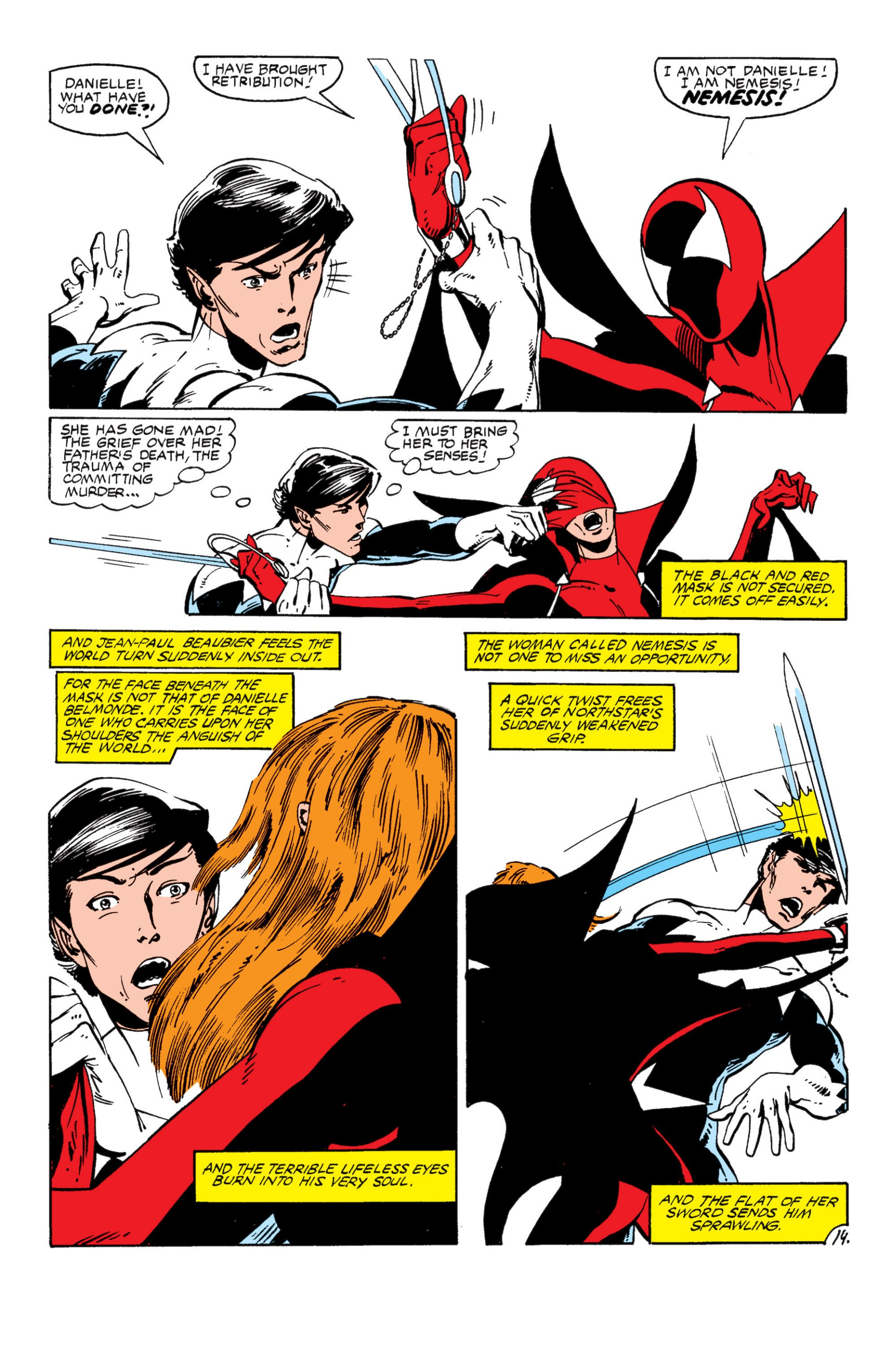 Read online Alpha Flight (1983) comic -  Issue #8 - 15