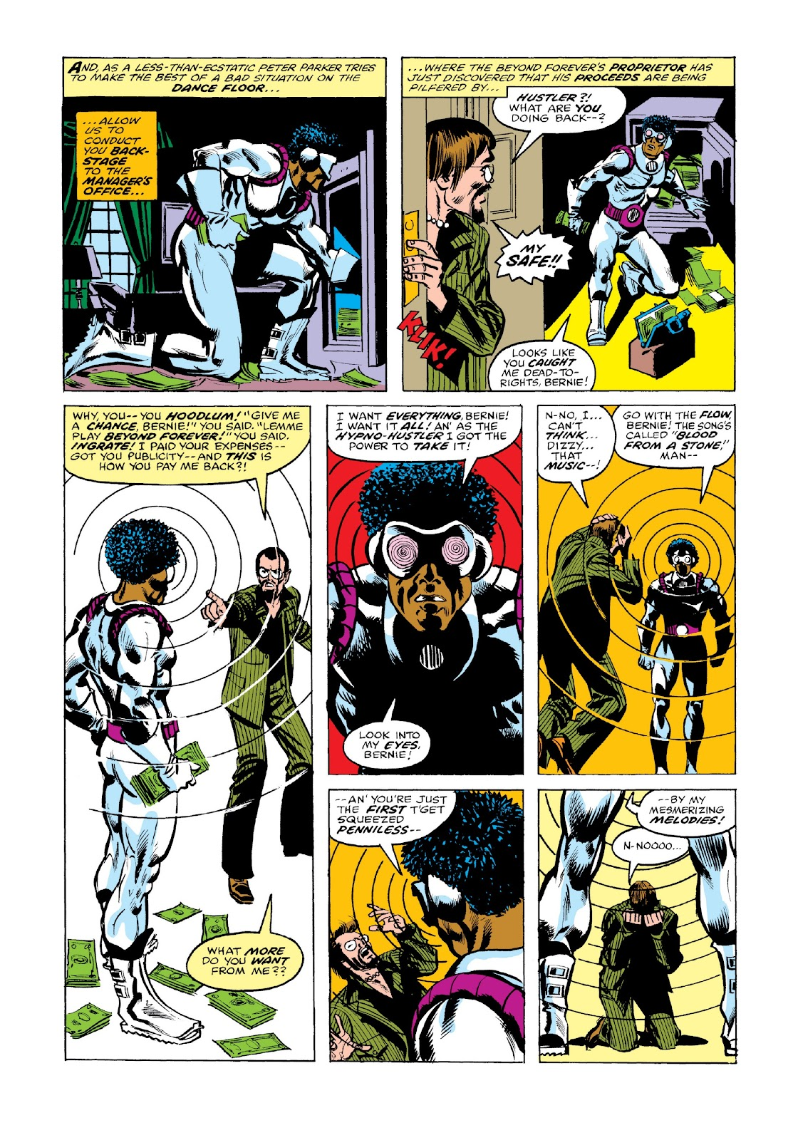 Read online Marvel Masterworks: The Spectacular Spider-Man comic -  Issue # TPB 2 (Part 2) - 63