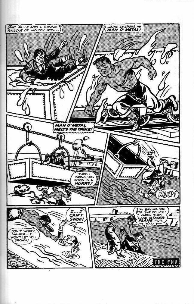 Read online Men of Mystery Comics comic -  Issue #44 - 35