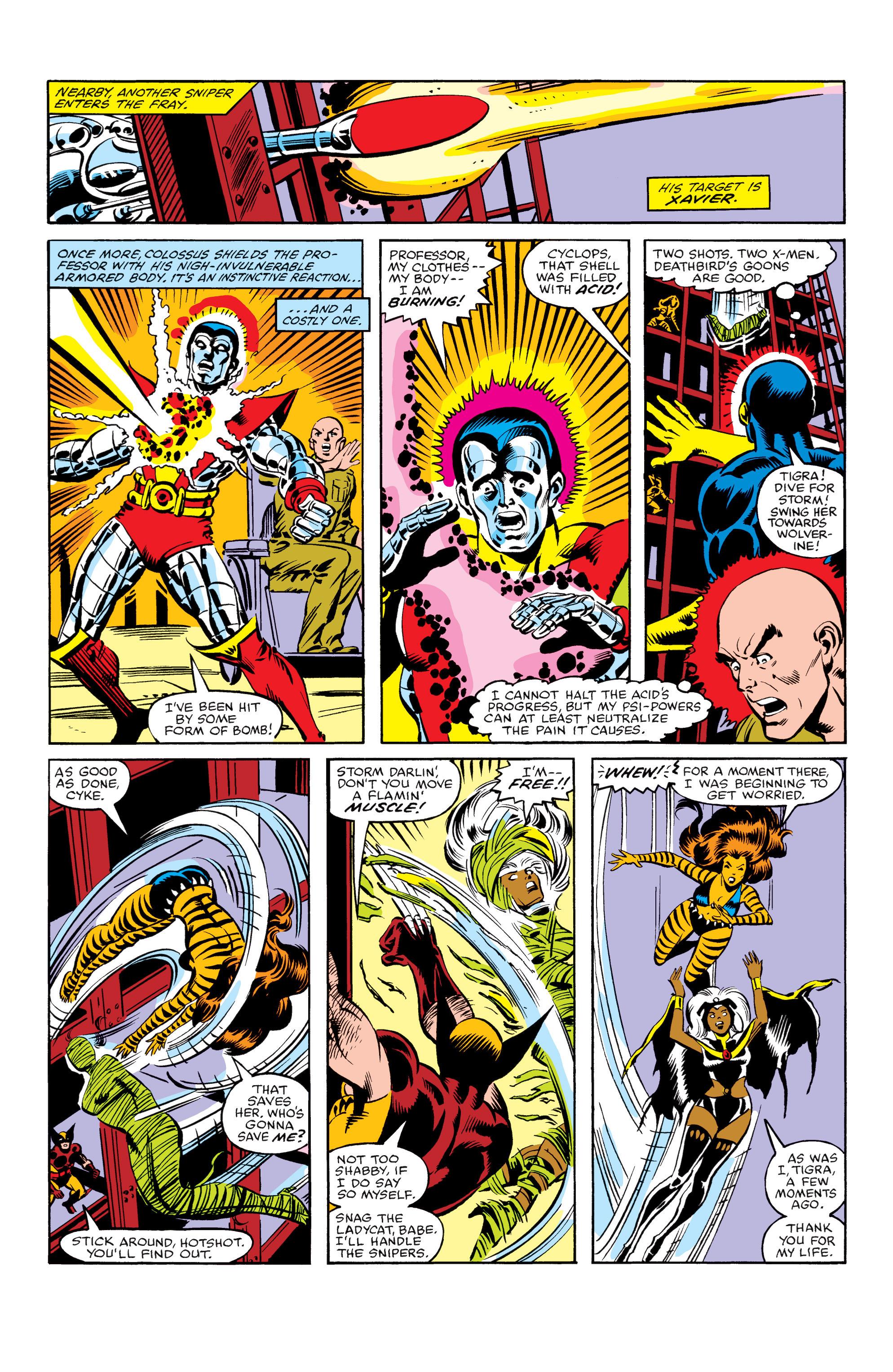 Read online Uncanny X-Men (1963) comic -  Issue #155 - 19