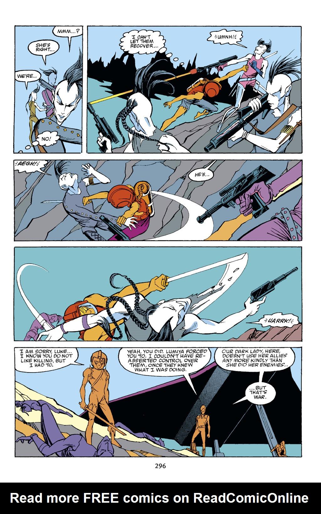 Read online Star Wars Omnibus comic -  Issue # Vol. 21.5 - 27