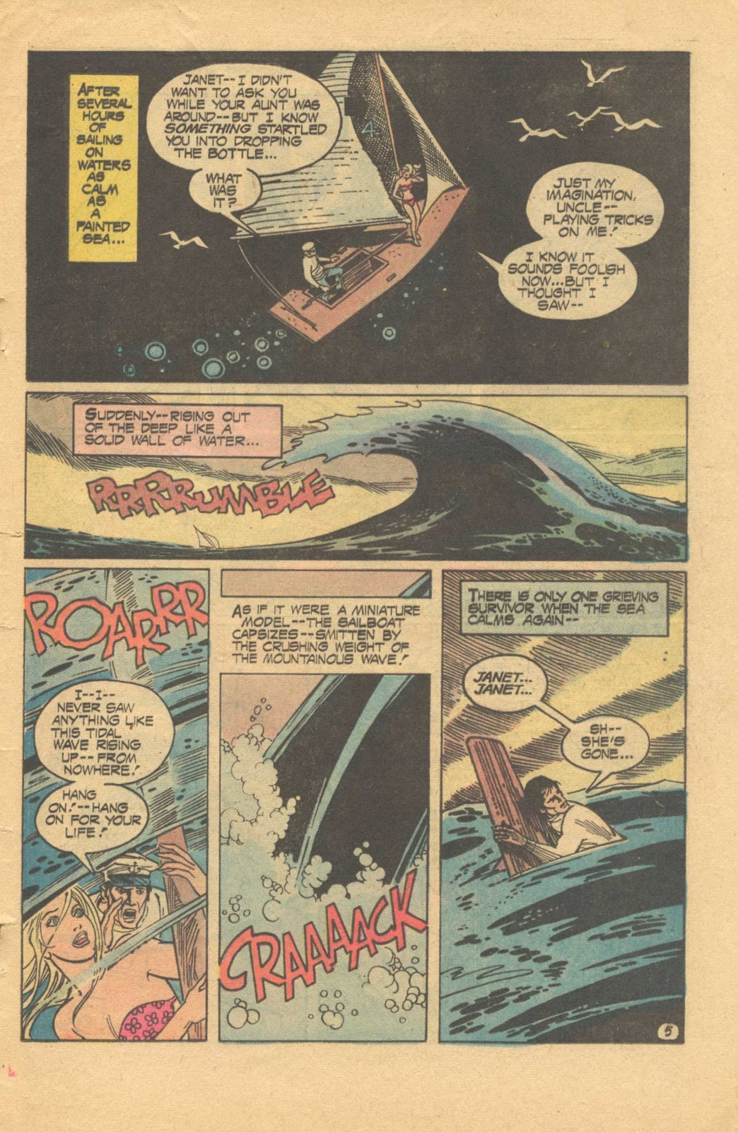 Weird Mystery Tales issue 20 - Page 16