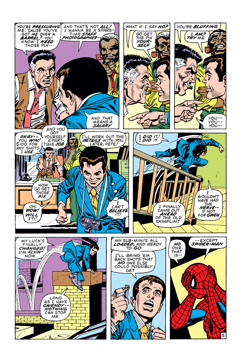 The Amazing Spider-Man (1963) 99 Page 5