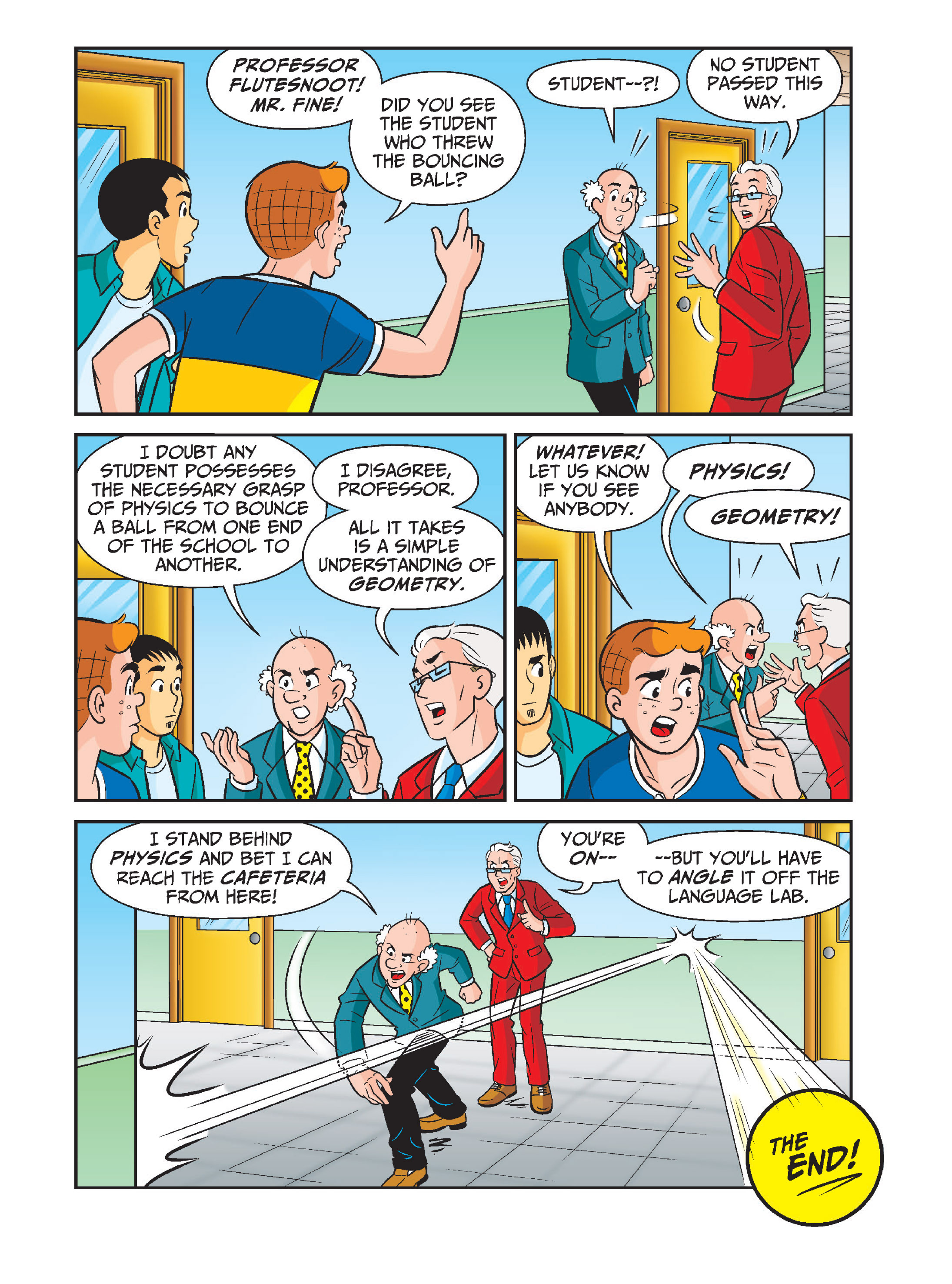 Read online Archie 75th Anniversary Digest comic -  Issue #1 - 146