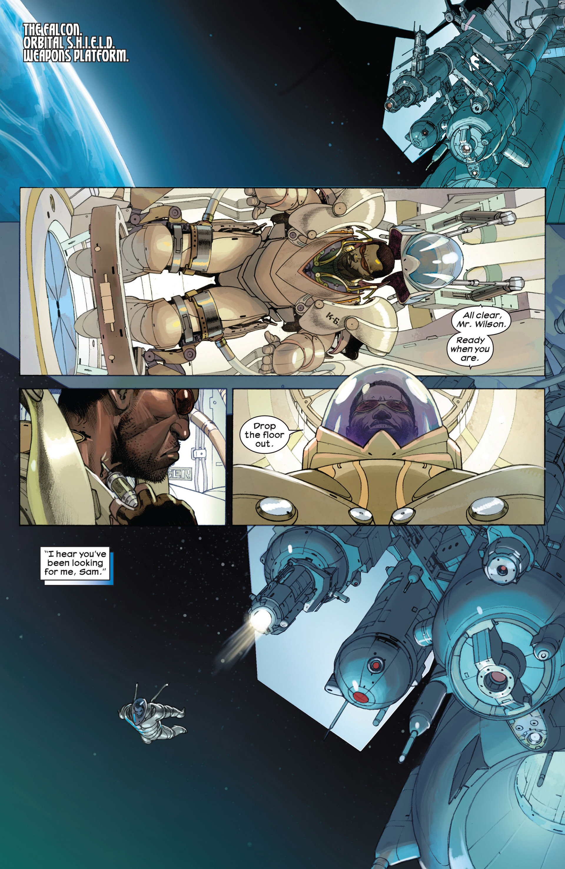 Read online Ultimate Comics Ultimates comic -  Issue #5 - 16