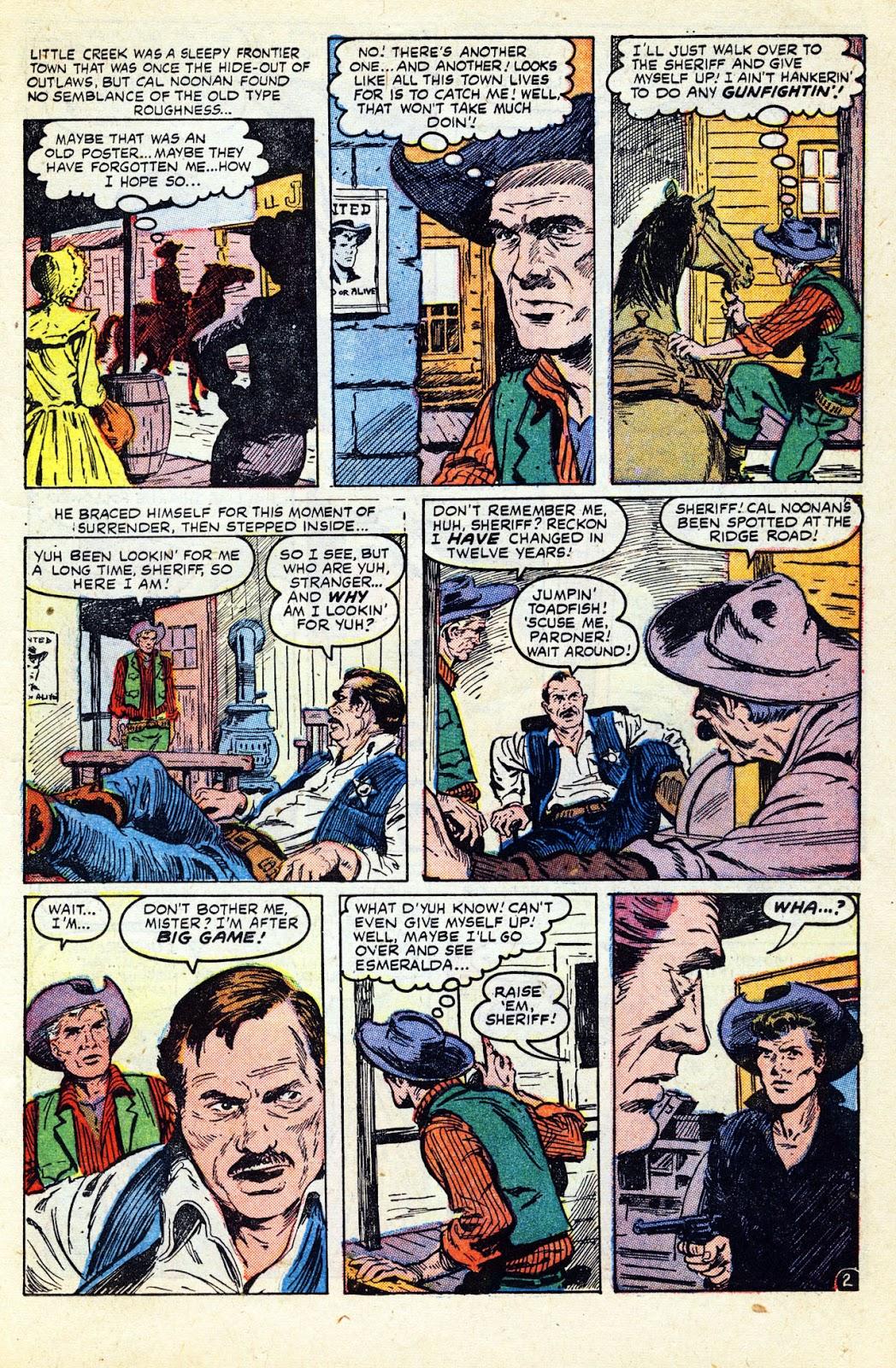 Gunsmoke Western issue 32 - Page 11