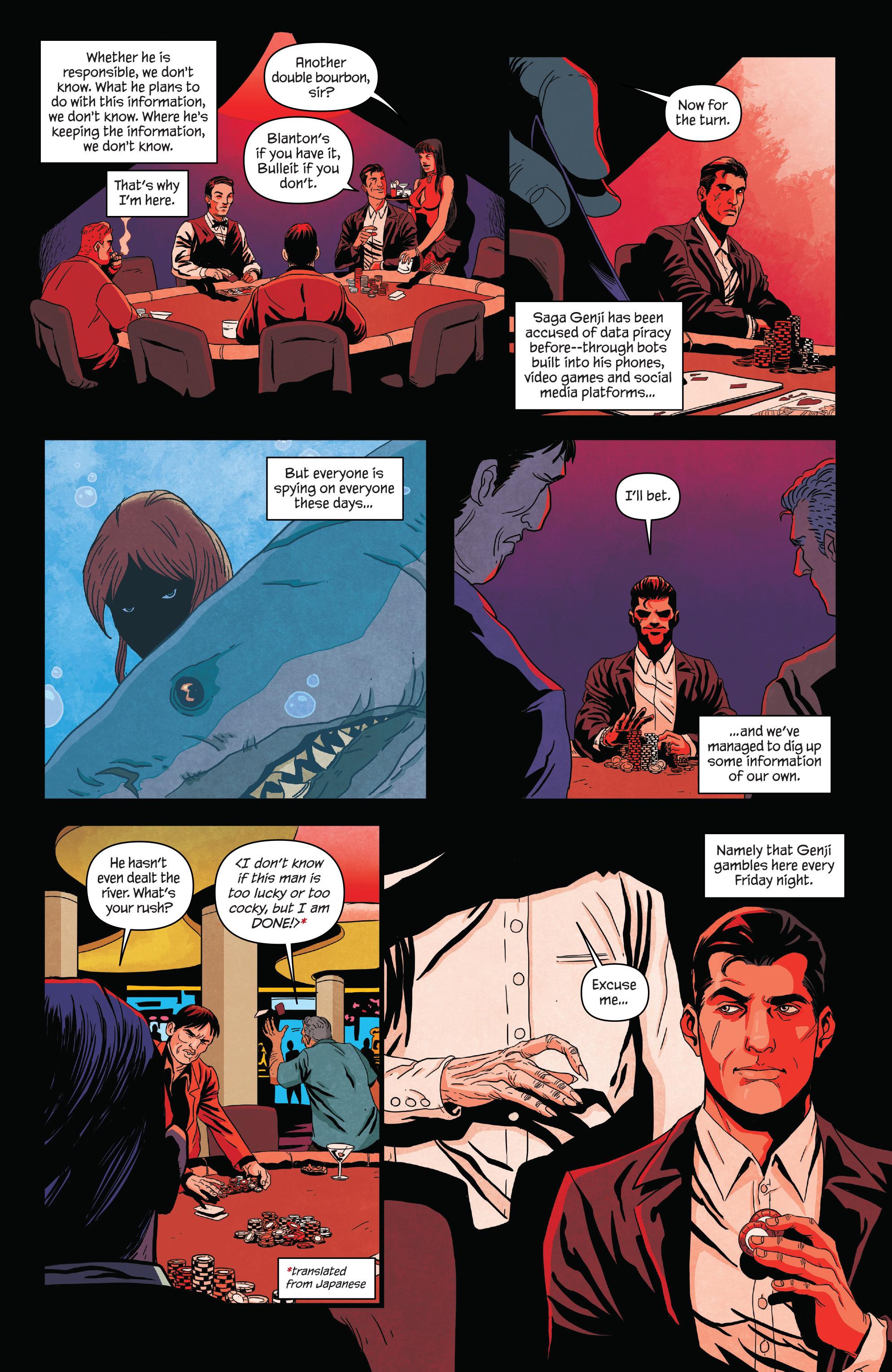 Read online James Bond (2017) comic -  Issue #2 - 7