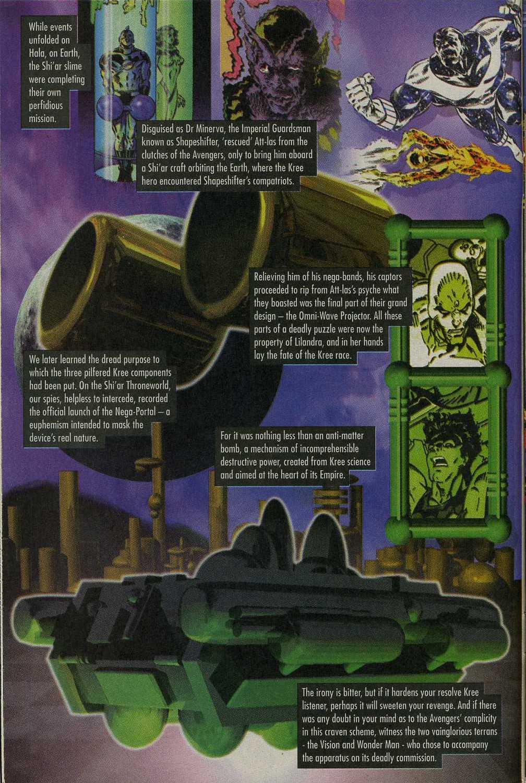 Read online Avengers Strike File comic -  Issue # Full - 11
